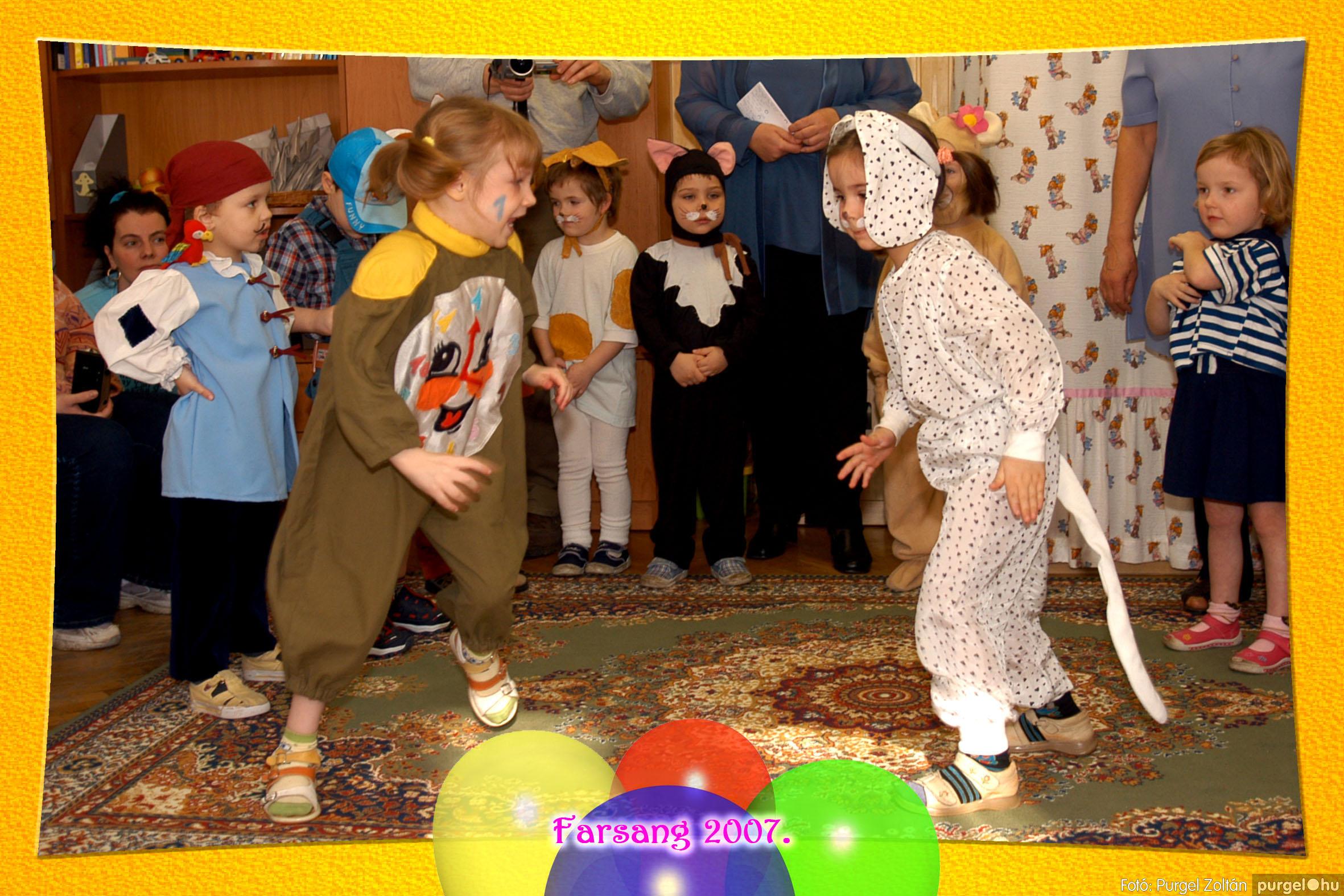 2007.02.22. 013 Kurca-parti Óvoda farsang 2007. - Szivárvány csoport - Fotó:PURGEL ZOLTÁN© 613.jpg