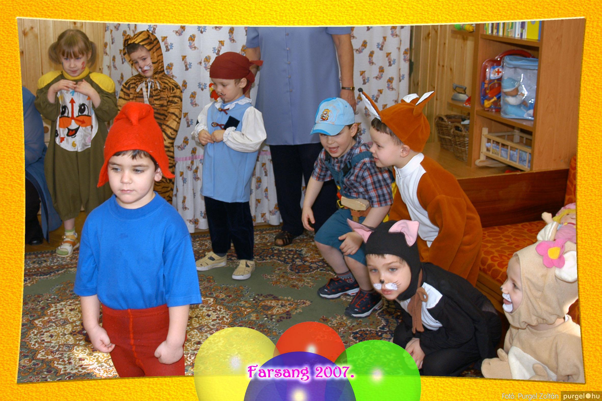 2007.02.22. 001 Kurca-parti Óvoda farsang 2007. - Szivárvány csoport - Fotó:PURGEL ZOLTÁN© 601.jpg