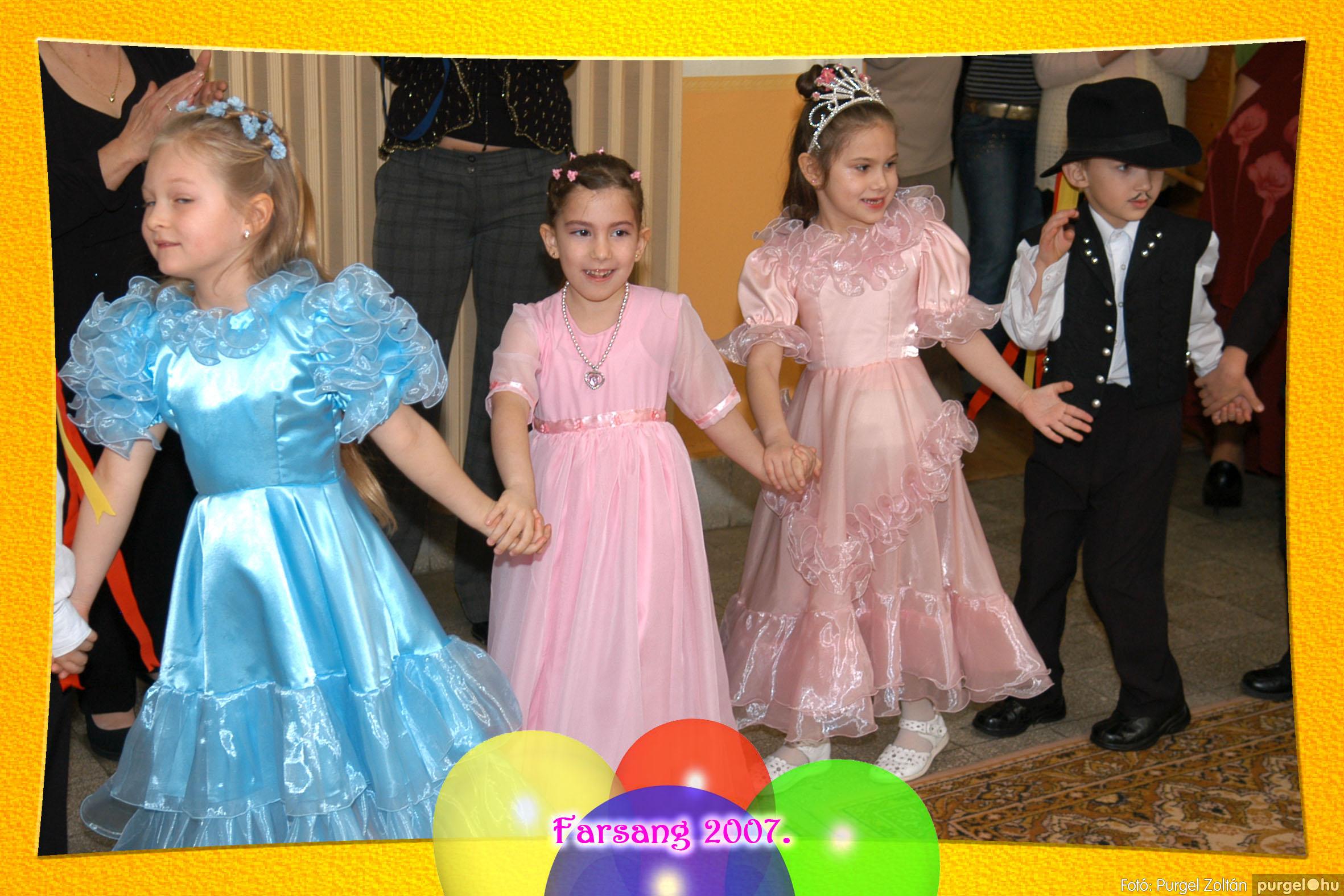 2007.02.25. 163 Kurca-parti Óvoda farsang 2007. - Nyitnikék csoport - Fotó:PURGEL ZOLTÁN© 525.jpg