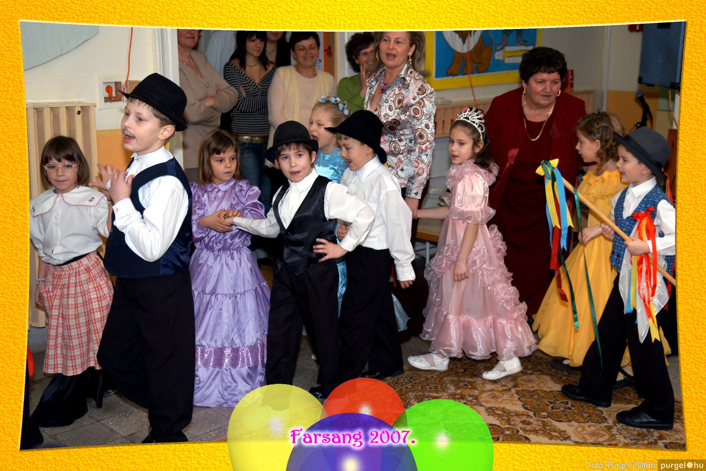 2007.02.25. 157 Kurca-parti Óvoda farsang 2007. - Nyitnikék csoport - Fotó:PURGEL ZOLTÁN© 519.jpg