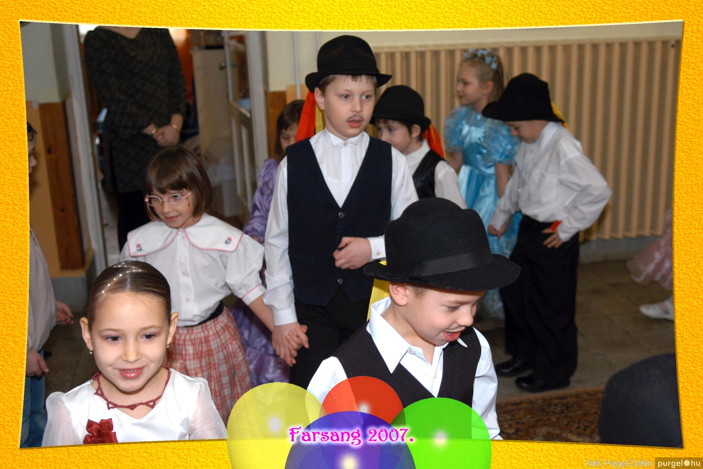 2007.02.25. 148 Kurca-parti Óvoda farsang 2007. - Nyitnikék csoport - Fotó:PURGEL ZOLTÁN© 510.jpg