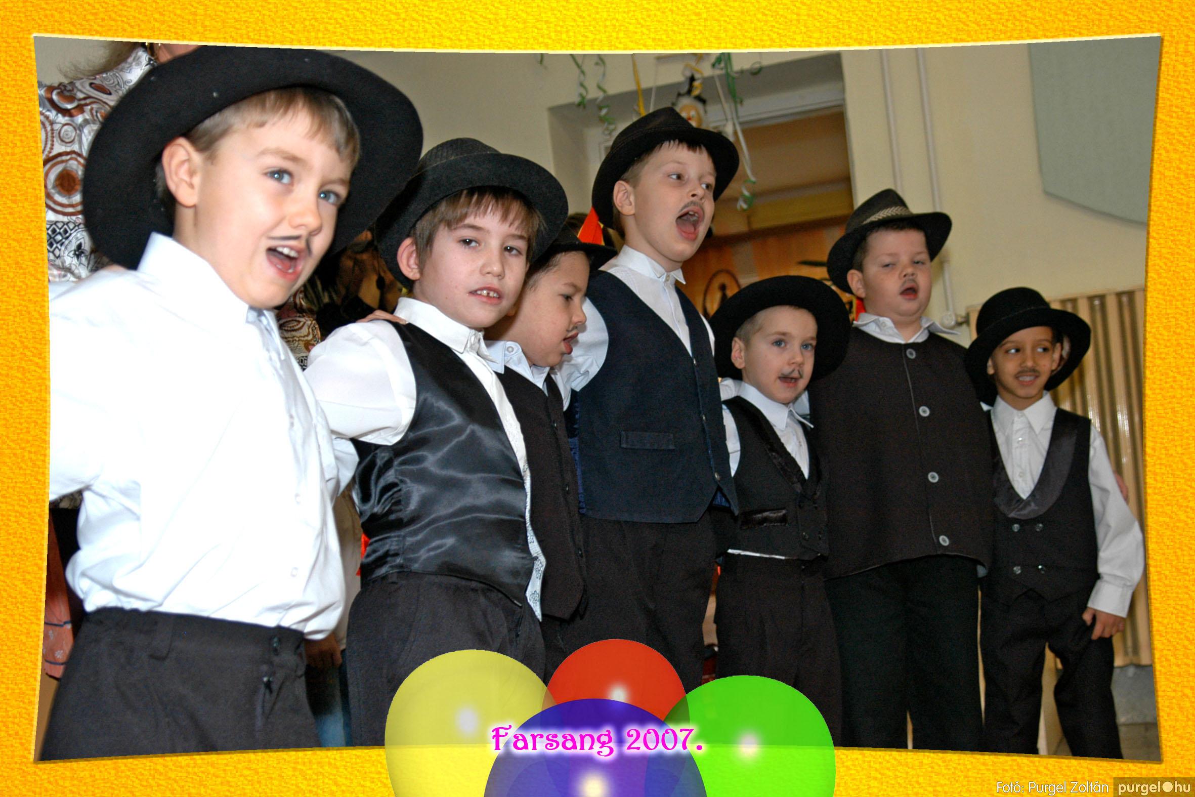 2007.02.25. 142 Kurca-parti Óvoda farsang 2007. - Nyitnikék csoport - Fotó:PURGEL ZOLTÁN© 504.jpg