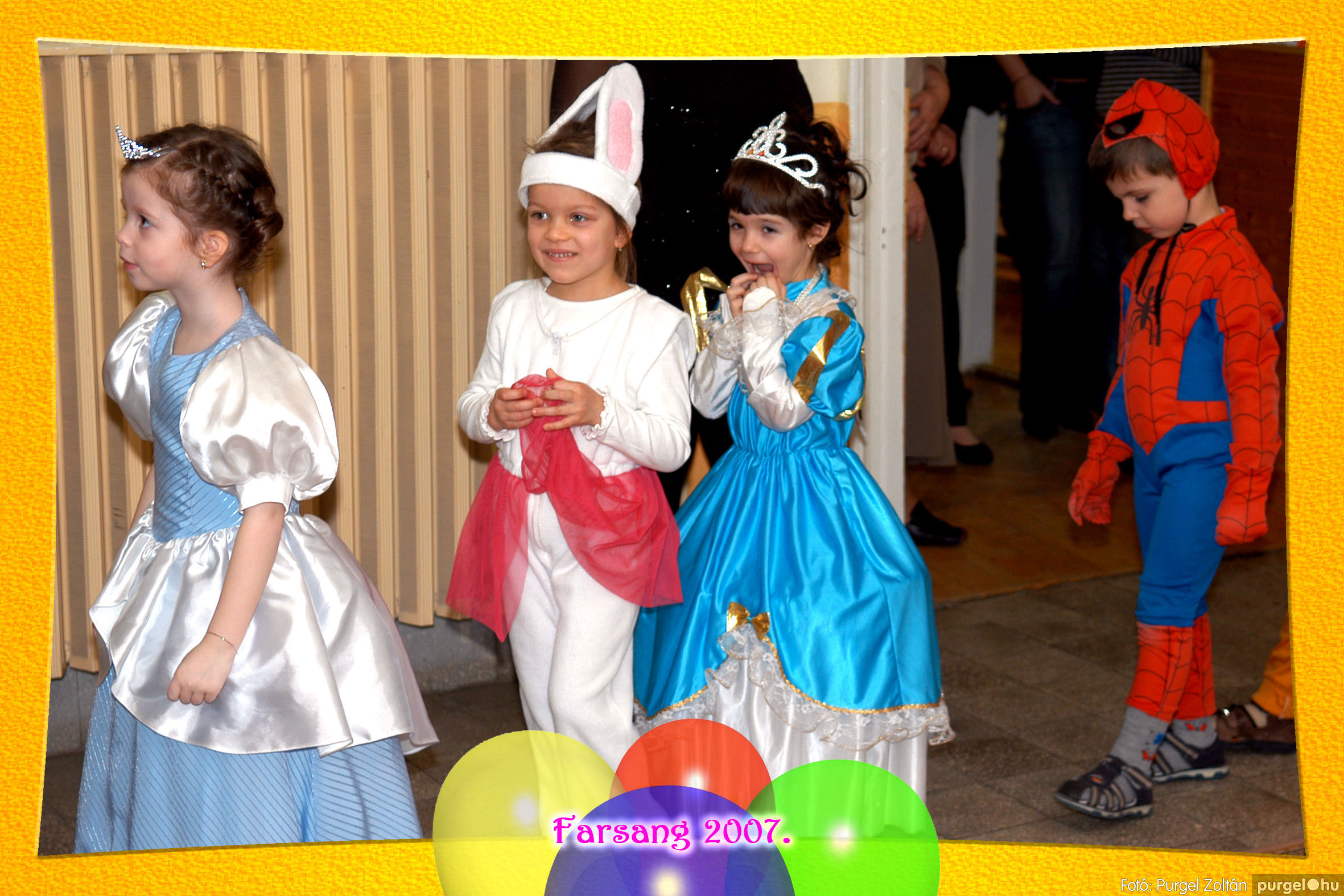 2007.02.25. 076 Kurca-parti Óvoda farsang 2007. - Ficánka csoport - Fotó:PURGEL ZOLTÁN© 221.jpg