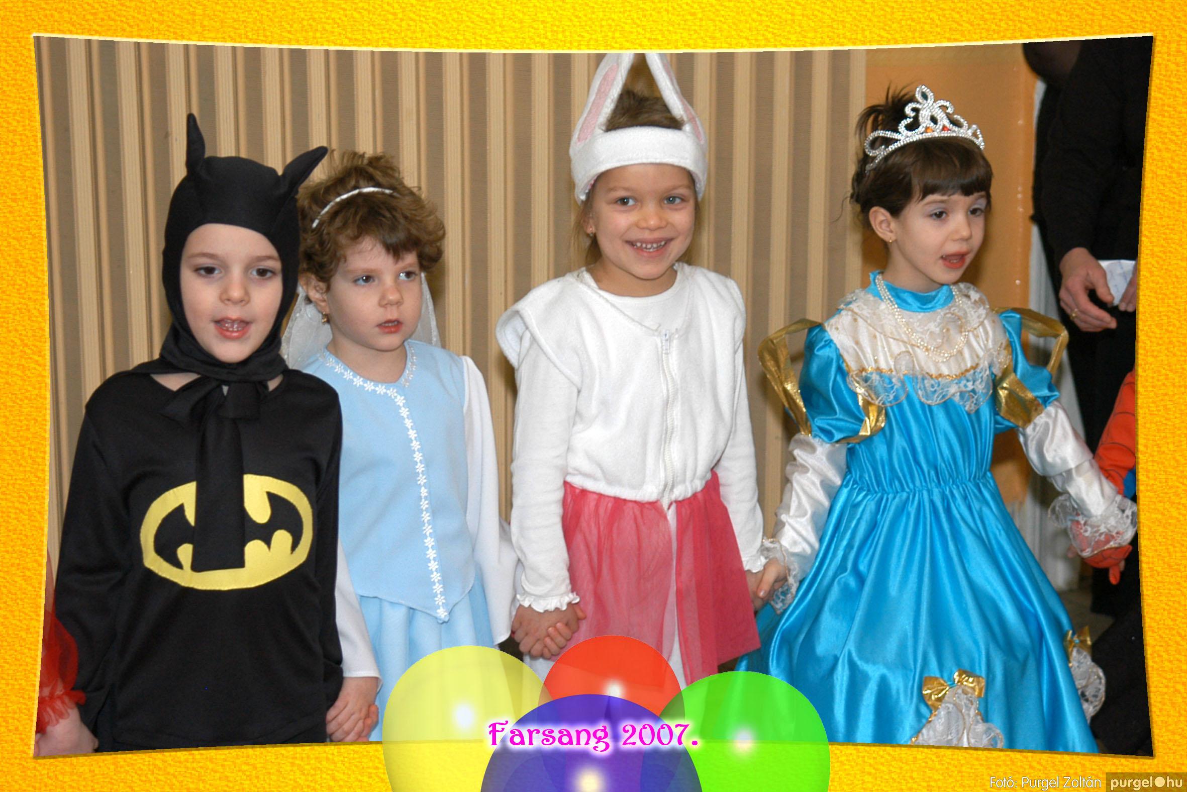 2007.02.25. 068 Kurca-parti Óvoda farsang 2007. - Ficánka csoport - Fotó:PURGEL ZOLTÁN© 213.jpg