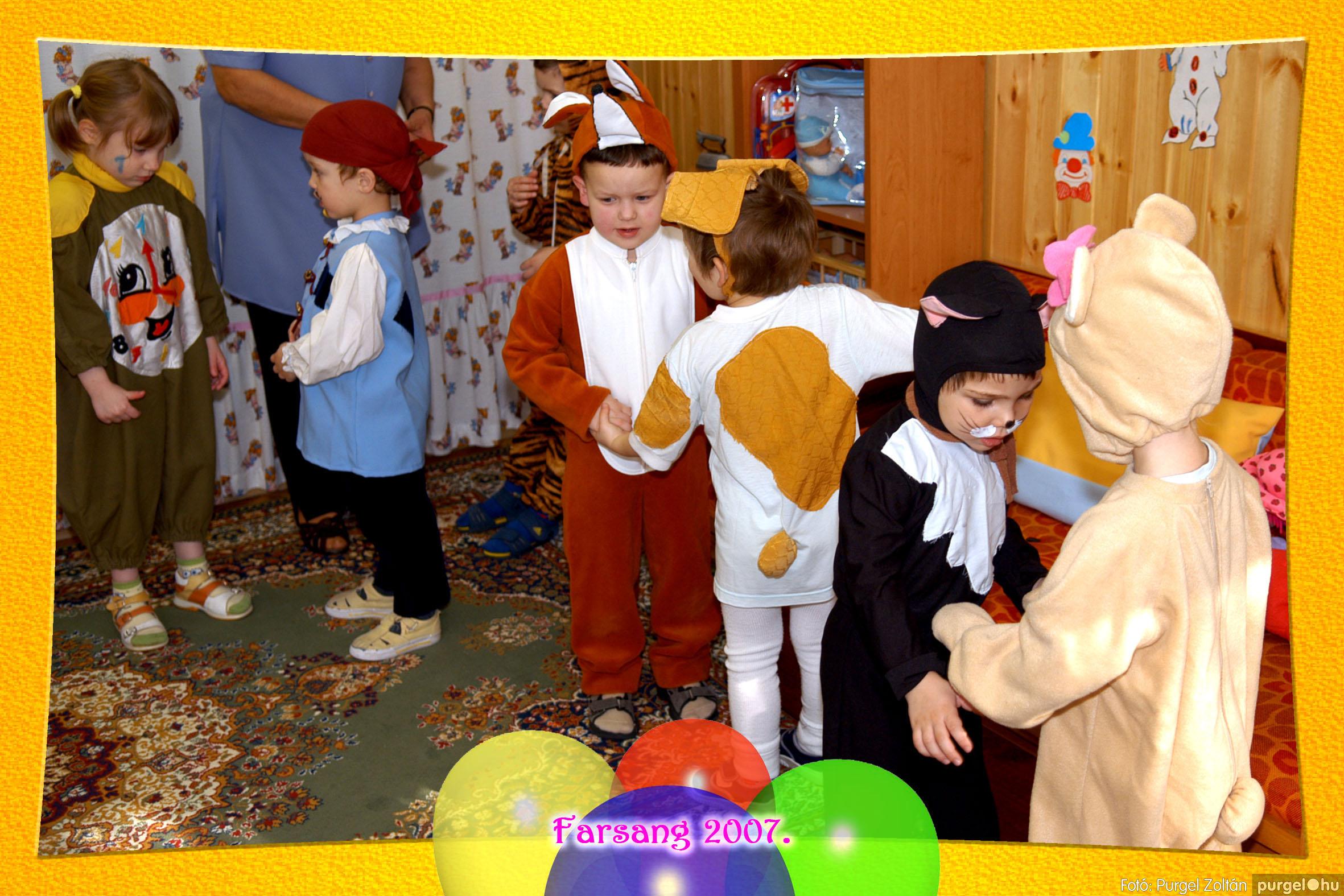 2007.02.22. 020 Kurca-parti Óvoda farsang 2007. - Szivárvány csoport - Fotó:PURGEL ZOLTÁN© 620.jpg
