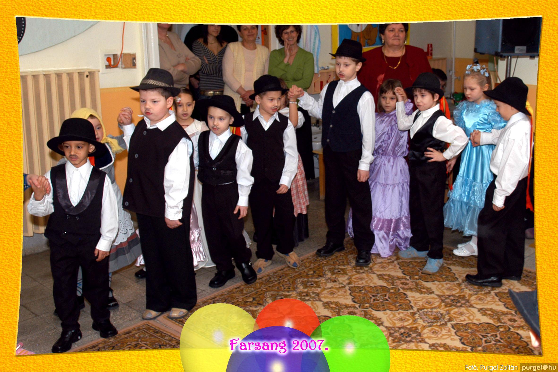 2007.02.25. 156 Kurca-parti Óvoda farsang 2007. - Nyitnikék csoport - Fotó:PURGEL ZOLTÁN© 518.jpg