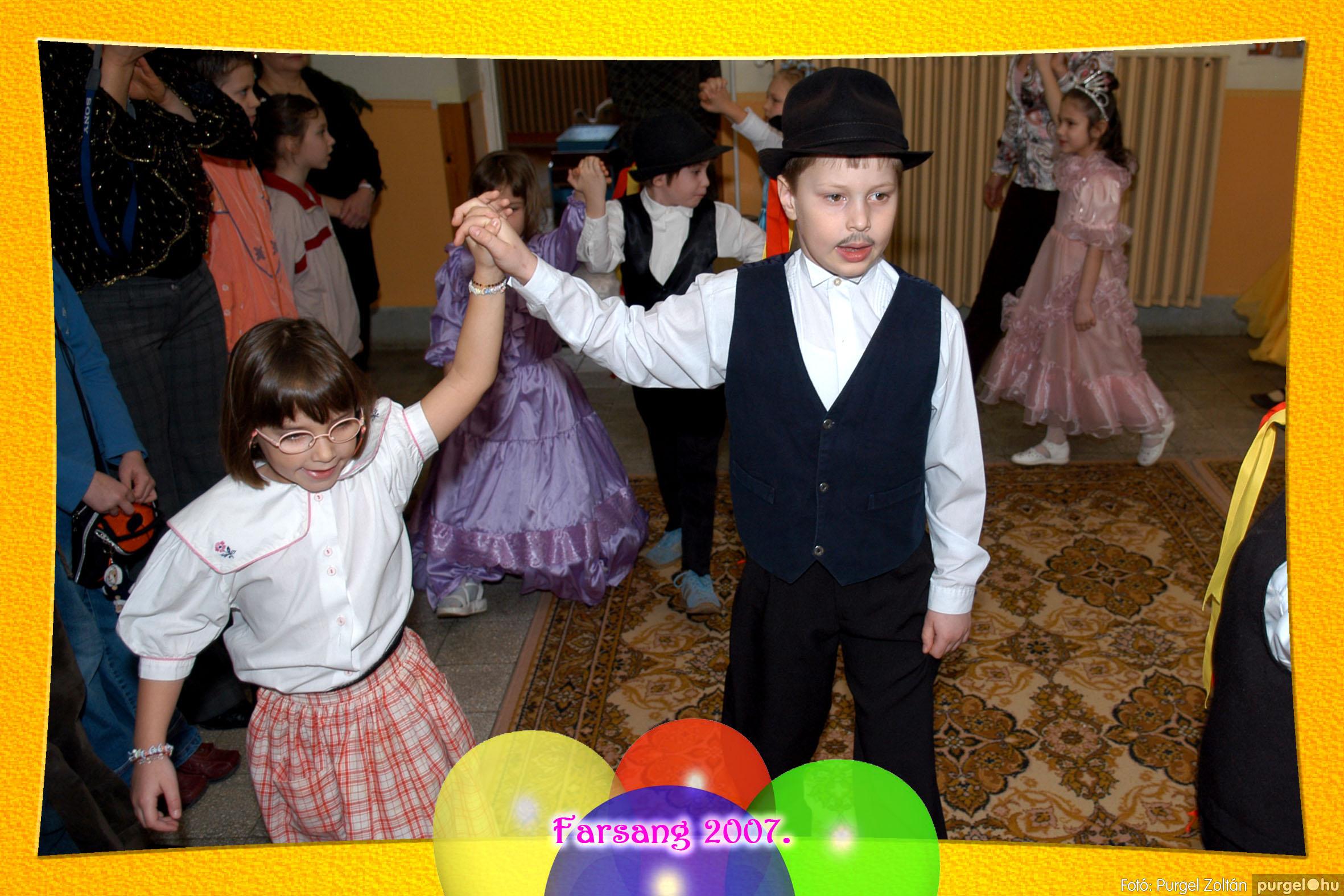 2007.02.25. 155 Kurca-parti Óvoda farsang 2007. - Nyitnikék csoport - Fotó:PURGEL ZOLTÁN© 517.jpg