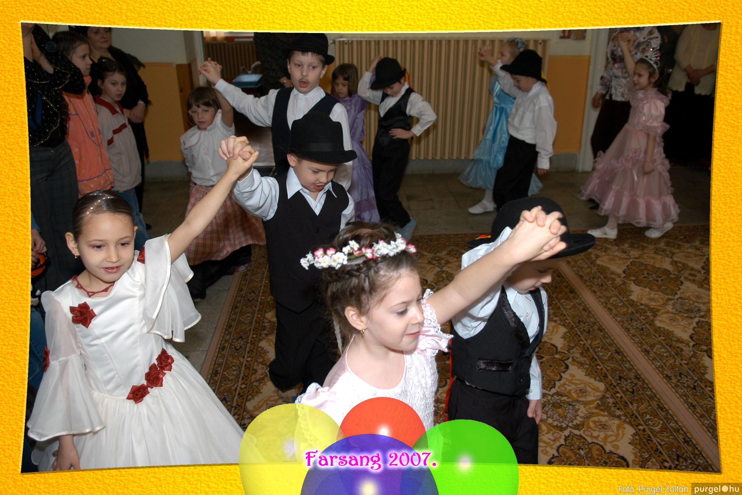2007.02.25. 154 Kurca-parti Óvoda farsang 2007. - Nyitnikék csoport - Fotó:PURGEL ZOLTÁN© 516.jpg