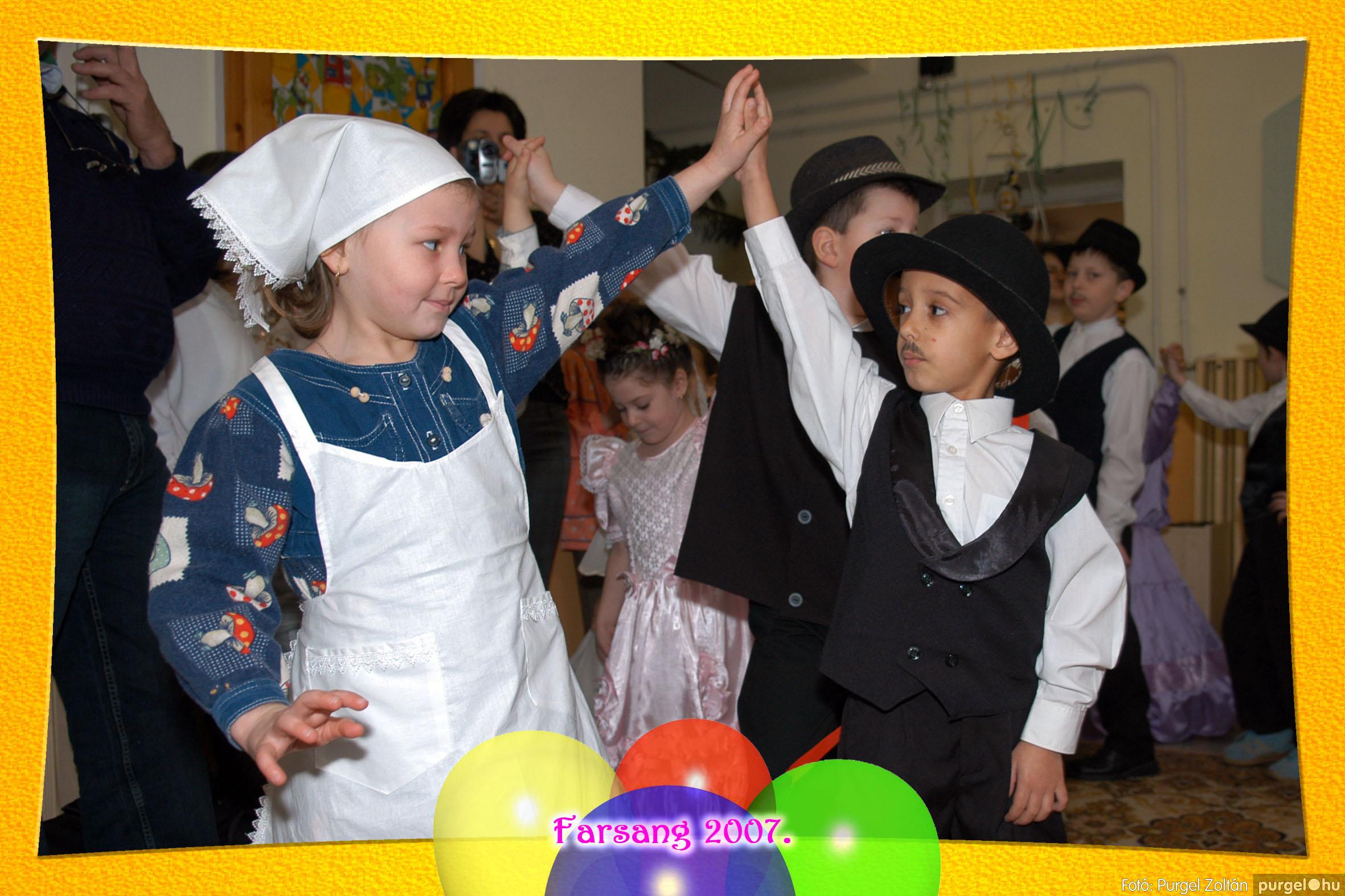 2007.02.25. 152 Kurca-parti Óvoda farsang 2007. - Nyitnikék csoport - Fotó:PURGEL ZOLTÁN© 514.jpg