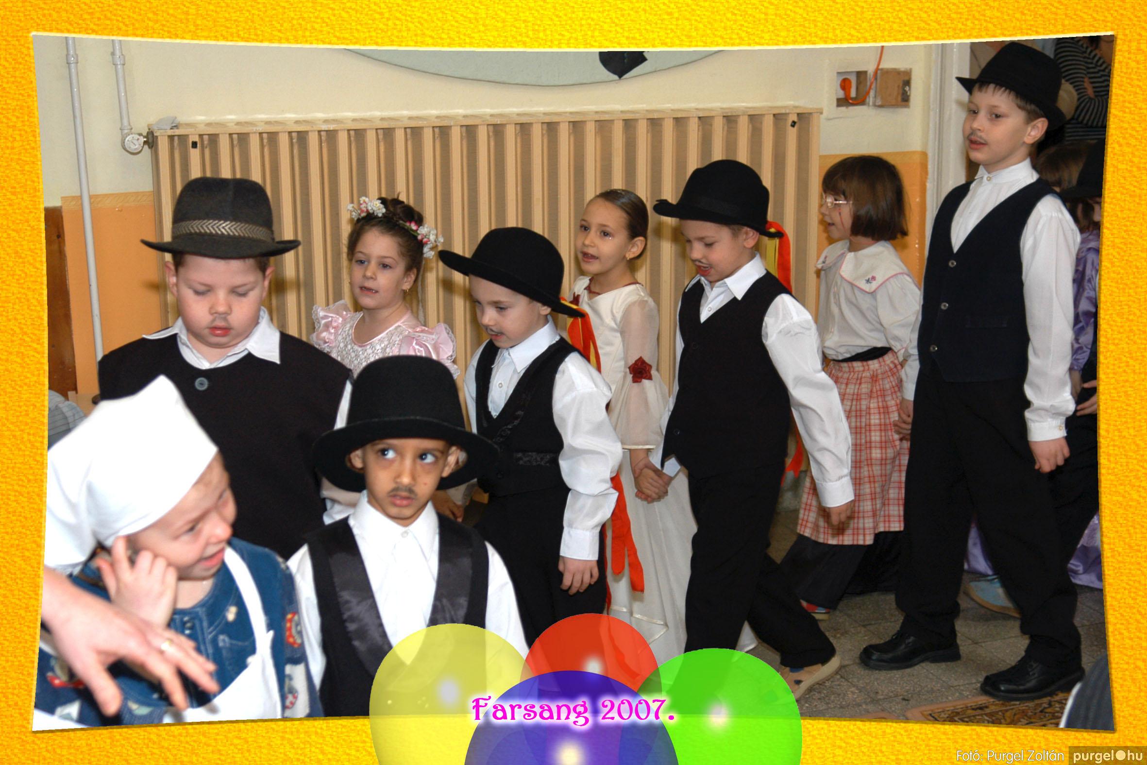 2007.02.25. 150 Kurca-parti Óvoda farsang 2007. - Nyitnikék csoport - Fotó:PURGEL ZOLTÁN© 512.jpg