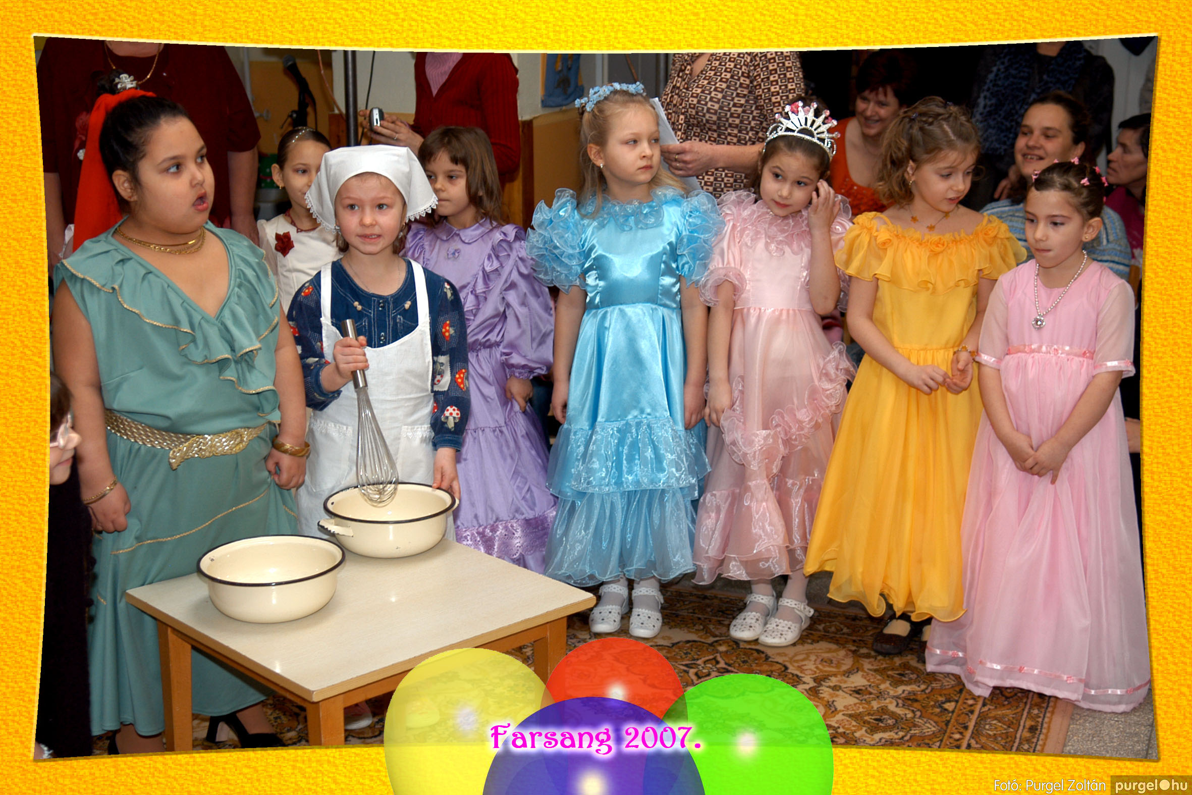 2007.02.25. 140 Kurca-parti Óvoda farsang 2007. - Nyitnikék csoport - Fotó:PURGEL ZOLTÁN© 502.jpg