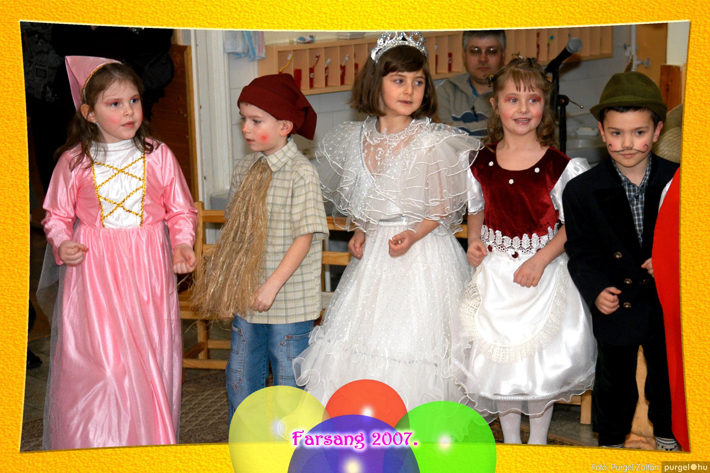 2007.02.25. 138 Kurca-parti Óvoda farsang 2007. - Napsugár csoport - Fotó:PURGEL ZOLTÁN© 431.jpg