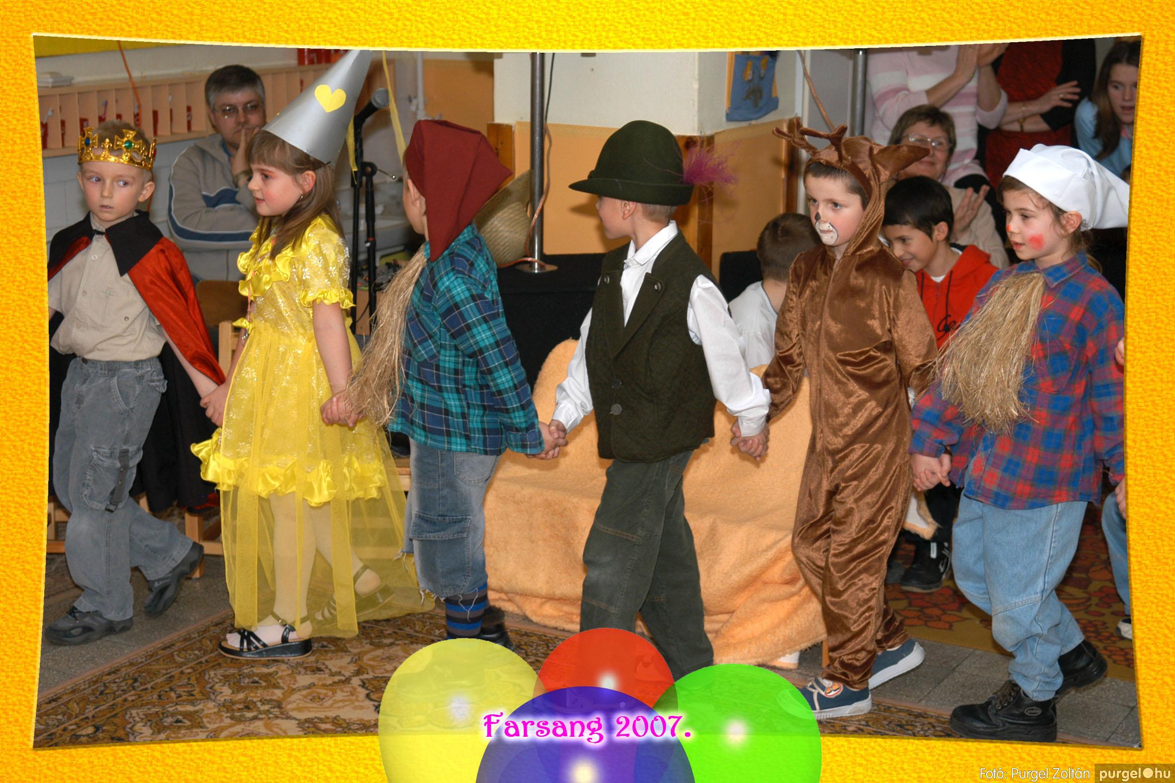 2007.02.25. 136 Kurca-parti Óvoda farsang 2007. - Napsugár csoport - Fotó:PURGEL ZOLTÁN© 429.jpg