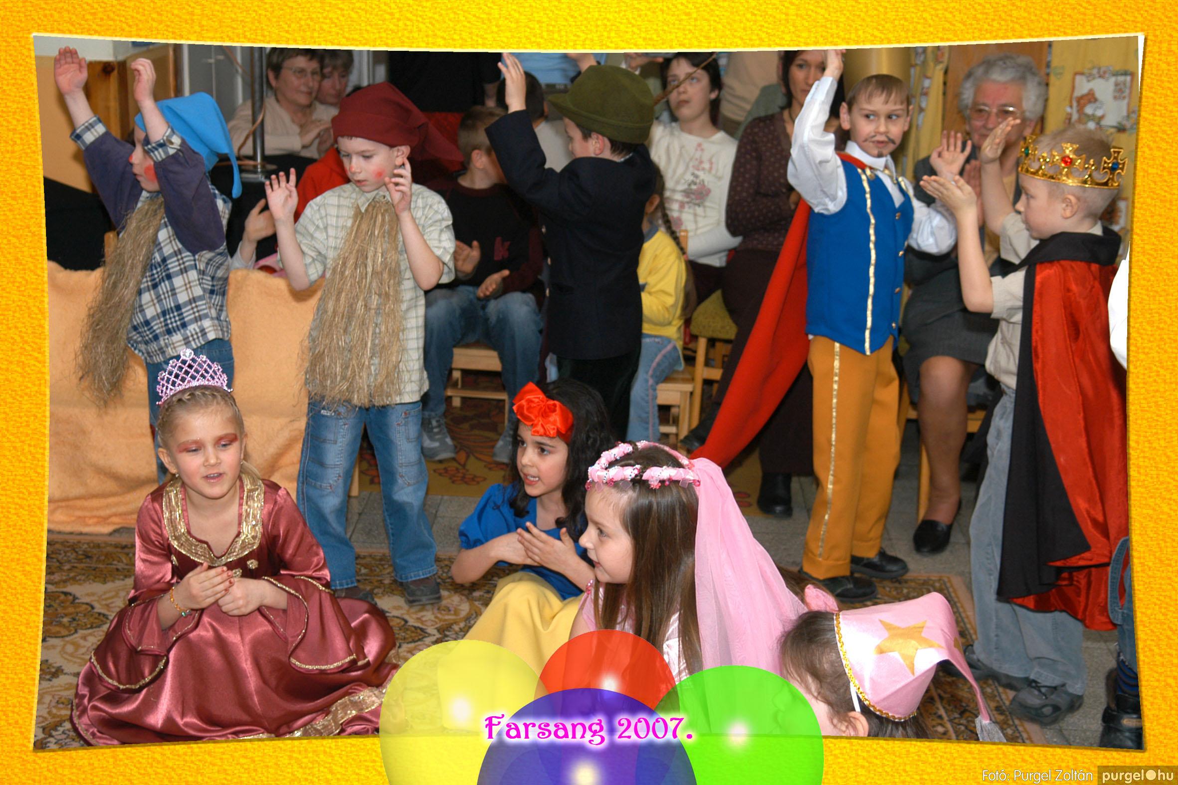 2007.02.25. 133 Kurca-parti Óvoda farsang 2007. - Napsugár csoport - Fotó:PURGEL ZOLTÁN© 426.jpg