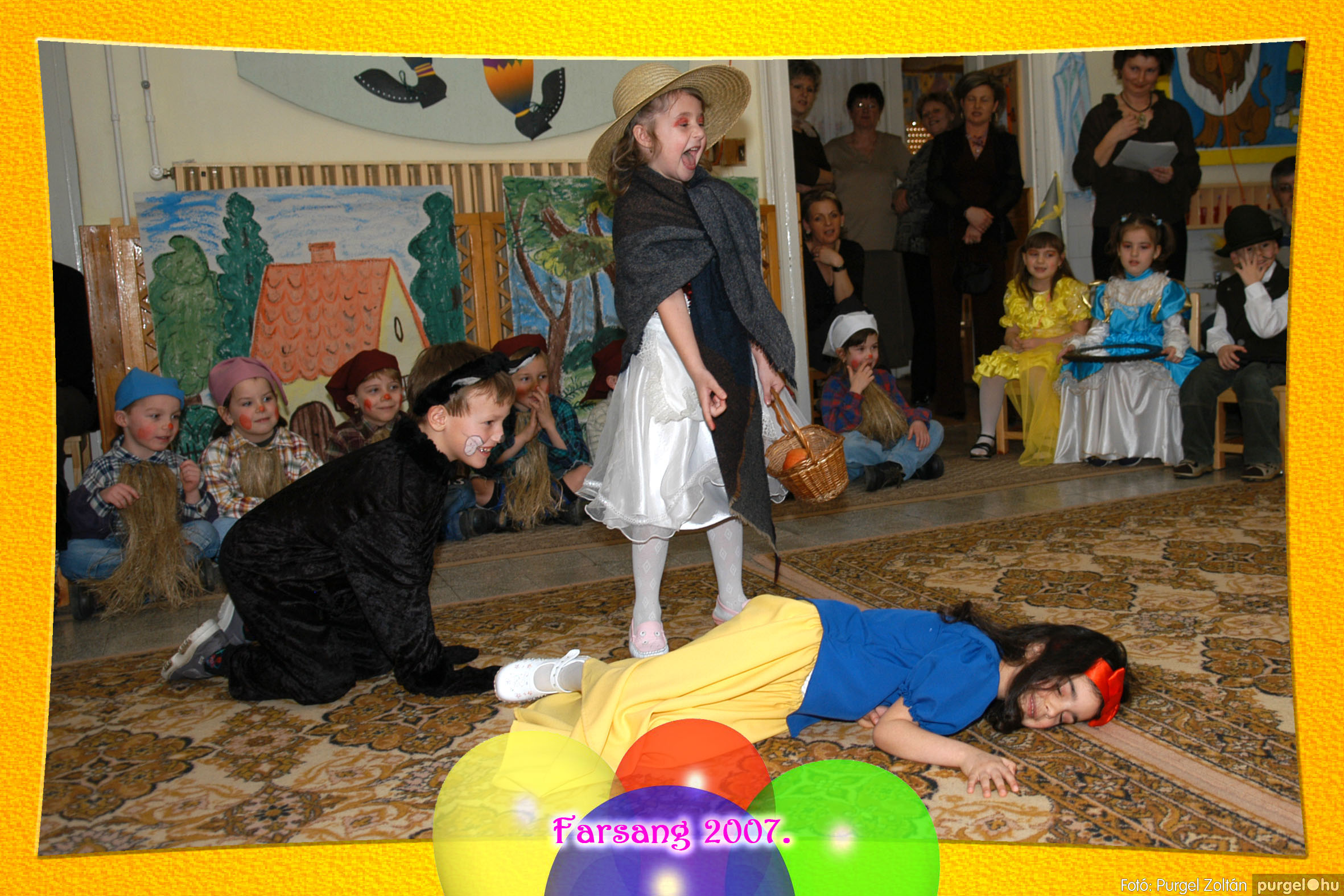 2007.02.25. 125 Kurca-parti Óvoda farsang 2007. - Napsugár csoport - Fotó:PURGEL ZOLTÁN© 418.jpg
