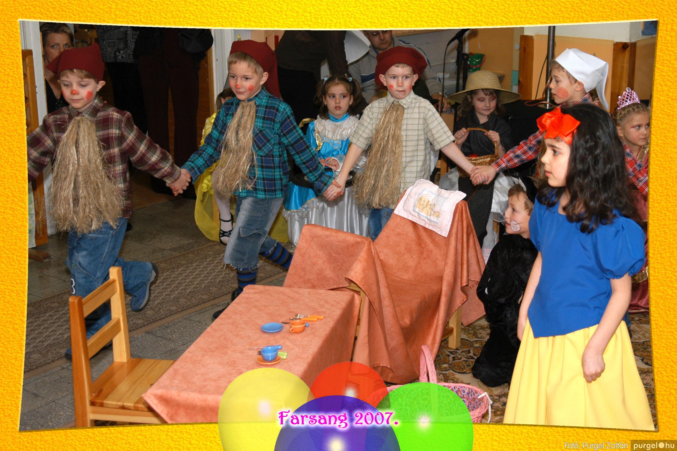 2007.02.25. 121 Kurca-parti Óvoda farsang 2007. - Napsugár csoport - Fotó:PURGEL ZOLTÁN© 414.jpg
