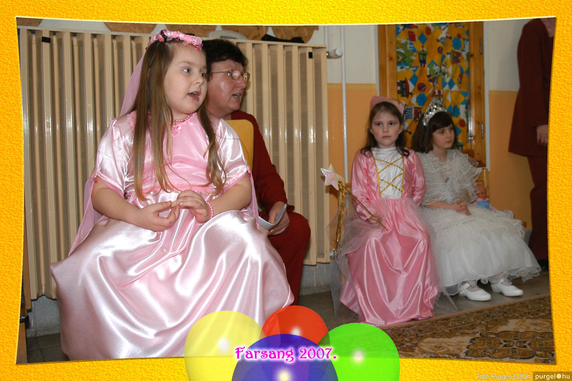 2007.02.25. 113 Kurca-parti Óvoda farsang 2007. - Napsugár csoport - Fotó:PURGEL ZOLTÁN© 406.jpg
