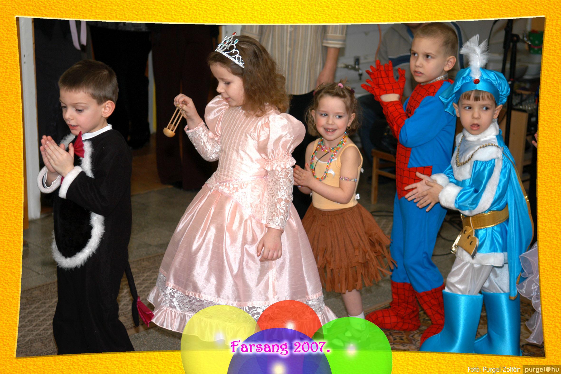 2007.02.25. 107 Kurca-parti Óvoda farsang 2007. - Menő-Manó csoport - Fotó:PURGEL ZOLTÁN© 325.jpg