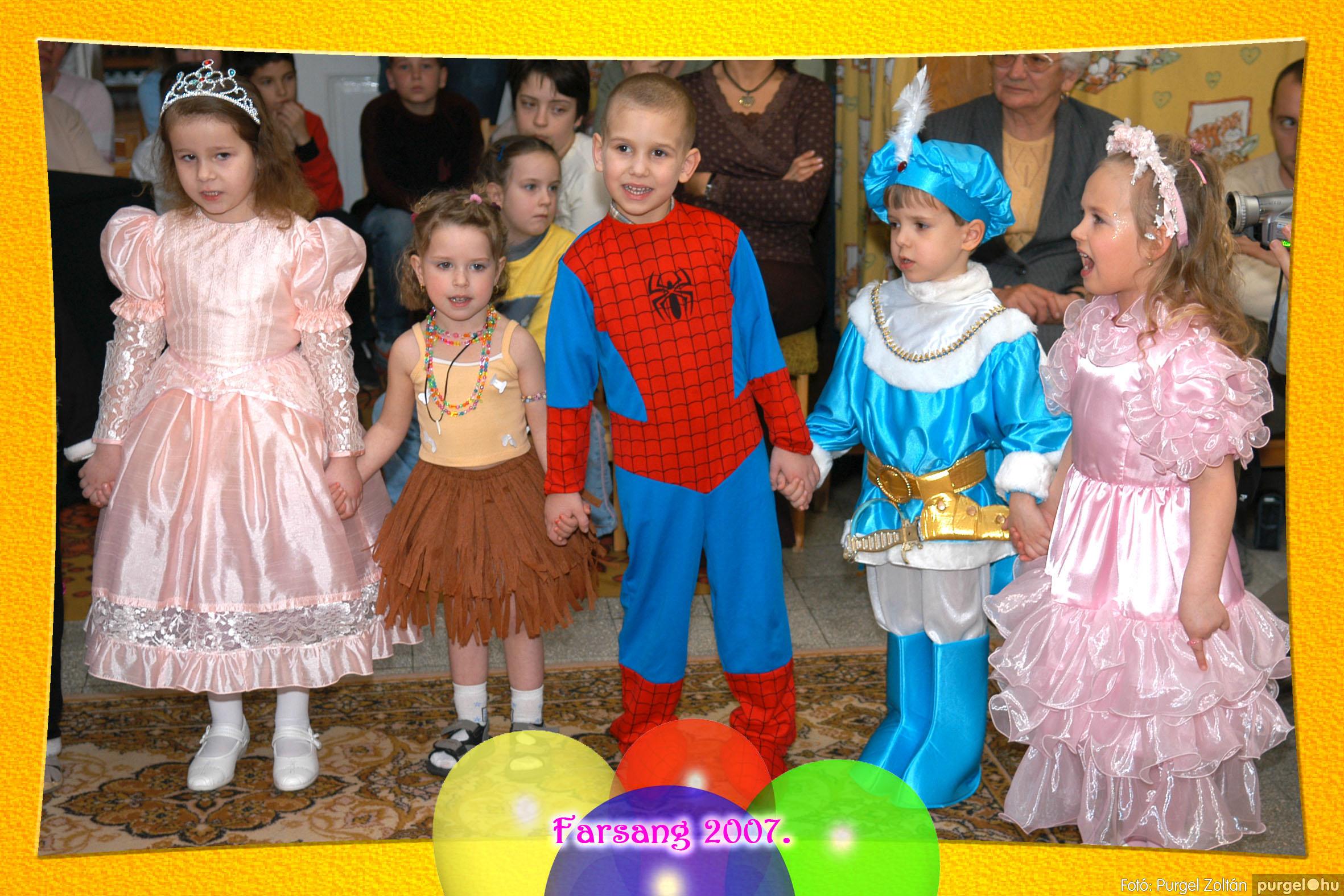 2007.02.25. 105 Kurca-parti Óvoda farsang 2007. - Menő-Manó csoport - Fotó:PURGEL ZOLTÁN© 323.jpg