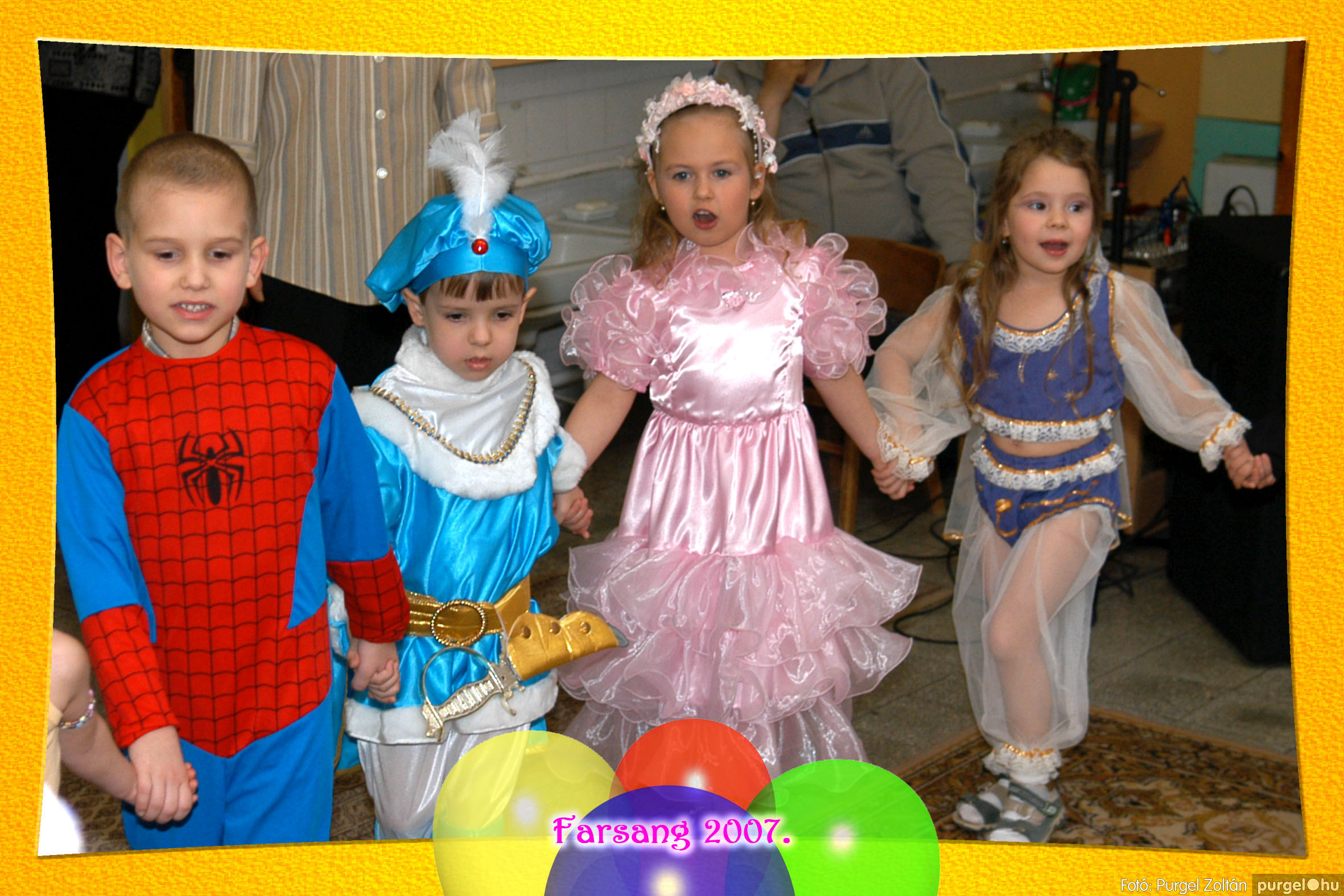 2007.02.25. 099 Kurca-parti Óvoda farsang 2007. - Menő-Manó csoport - Fotó:PURGEL ZOLTÁN© 317.jpg