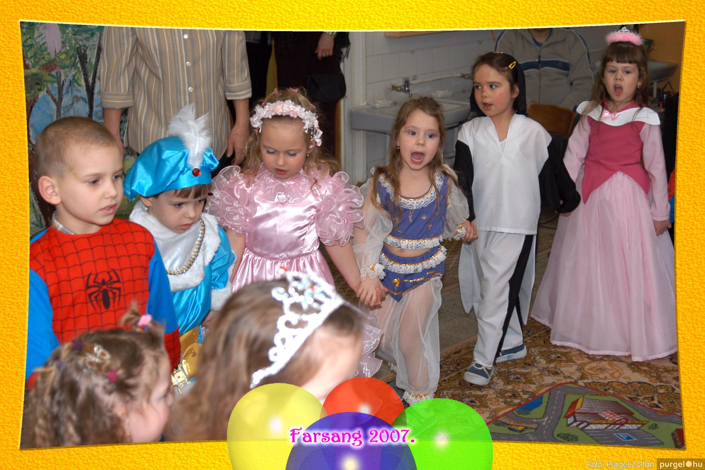 2007.02.25. 096 Kurca-parti Óvoda farsang 2007. - Menő-Manó csoport - Fotó:PURGEL ZOLTÁN© 314.jpg