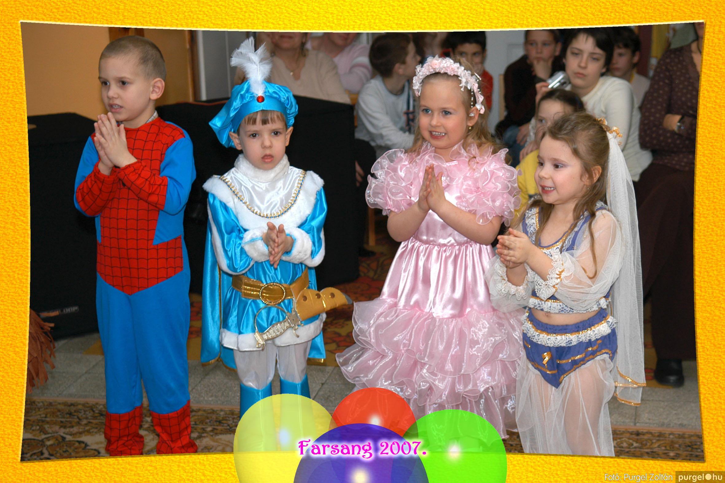 2007.02.25. 095 Kurca-parti Óvoda farsang 2007. - Menő-Manó csoport - Fotó:PURGEL ZOLTÁN© 313.jpg