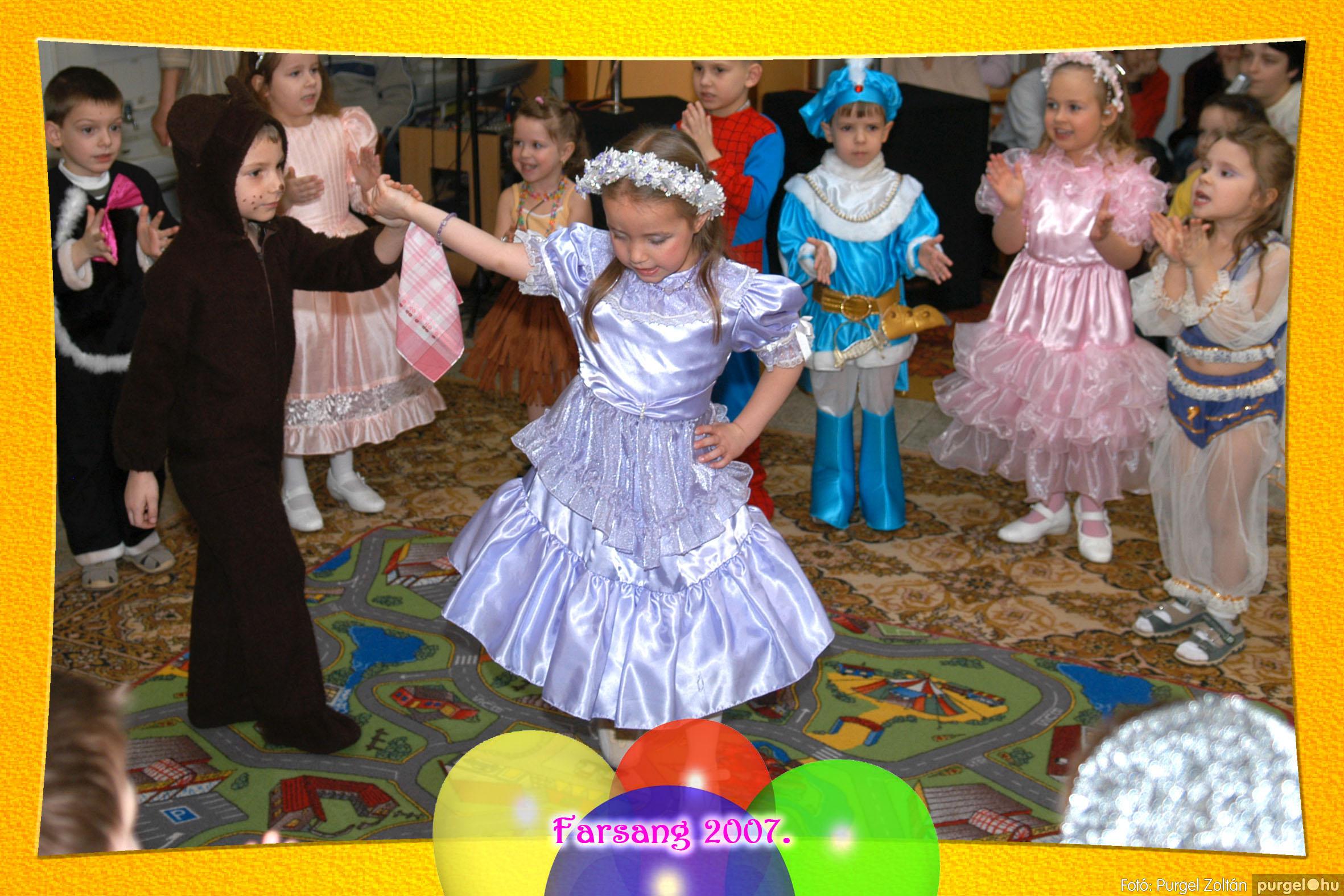 2007.02.25. 094 Kurca-parti Óvoda farsang 2007. - Menő-Manó csoport - Fotó:PURGEL ZOLTÁN© 312.jpg