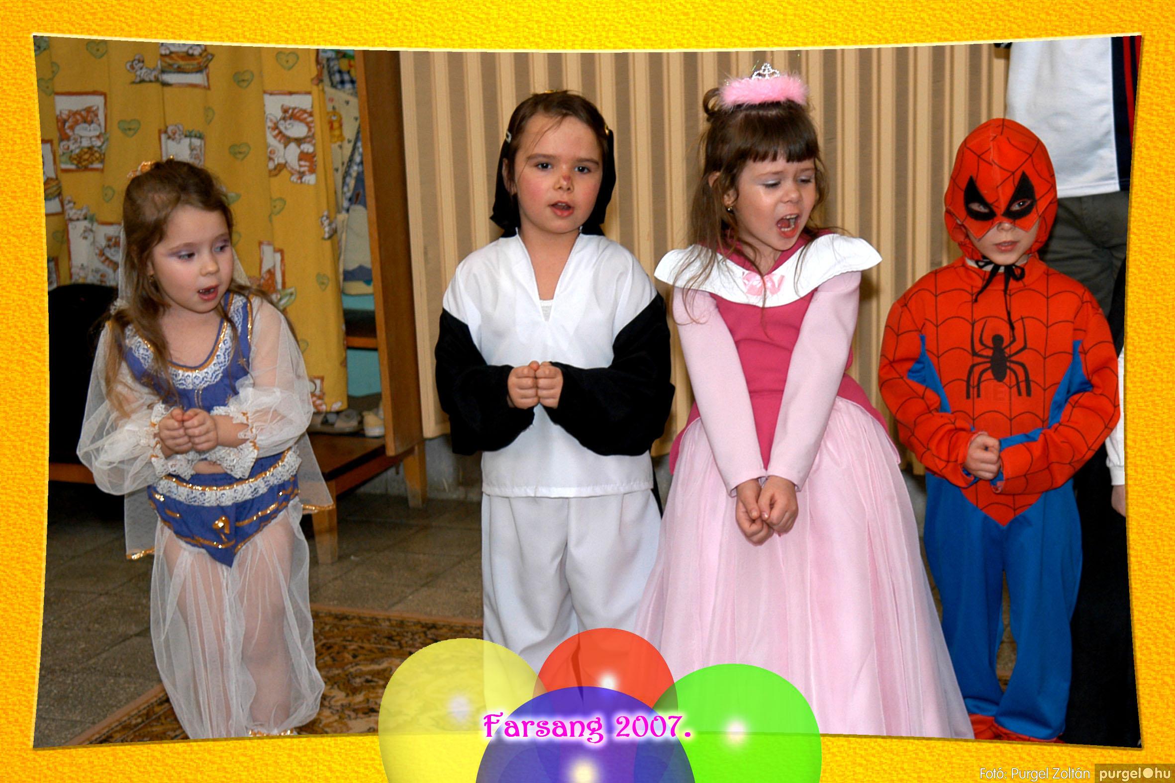 2007.02.25. 091 Kurca-parti Óvoda farsang 2007. - Menő-Manó csoport - Fotó:PURGEL ZOLTÁN© 309.jpg