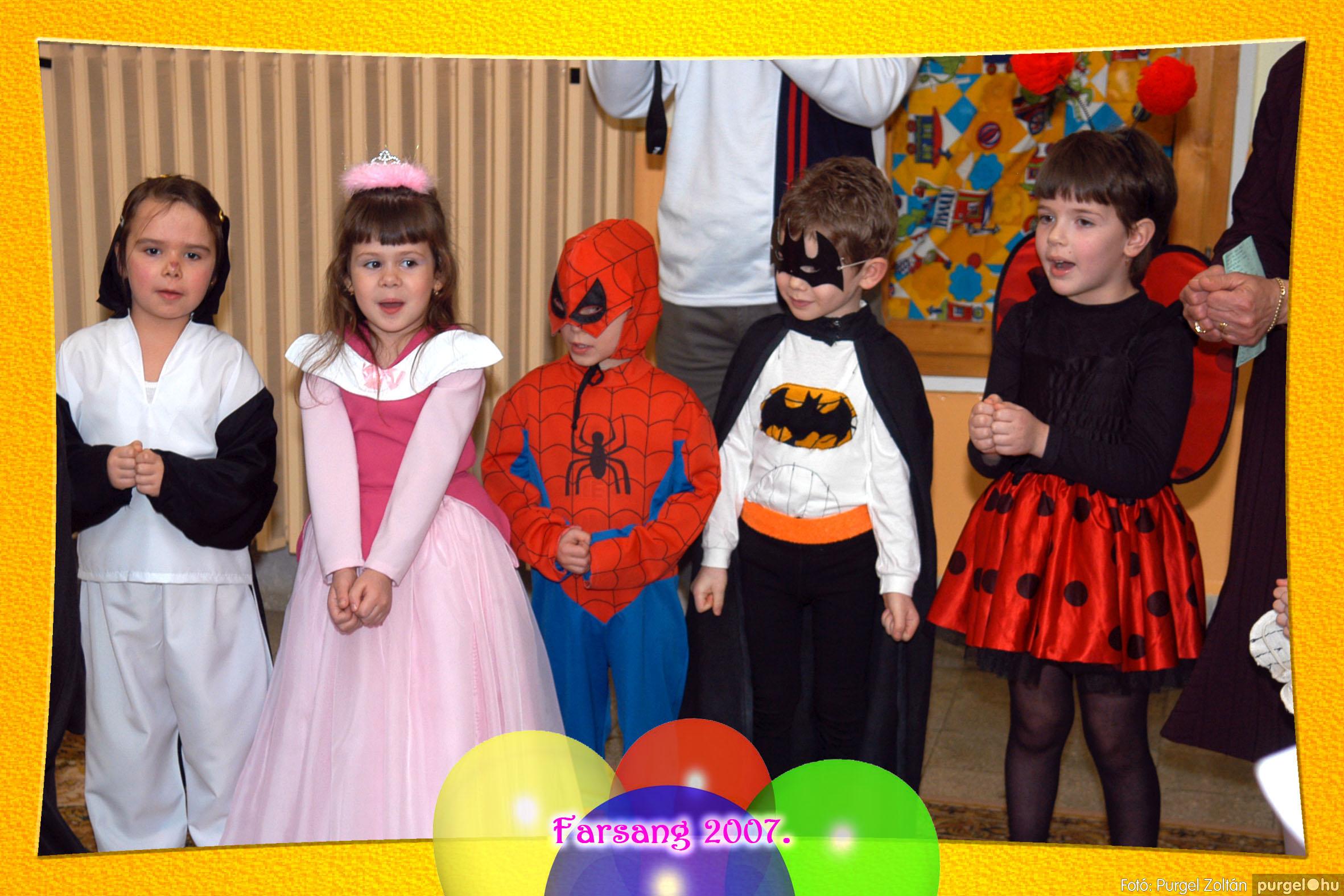 2007.02.25. 090 Kurca-parti Óvoda farsang 2007. - Menő-Manó csoport - Fotó:PURGEL ZOLTÁN© 308.jpg