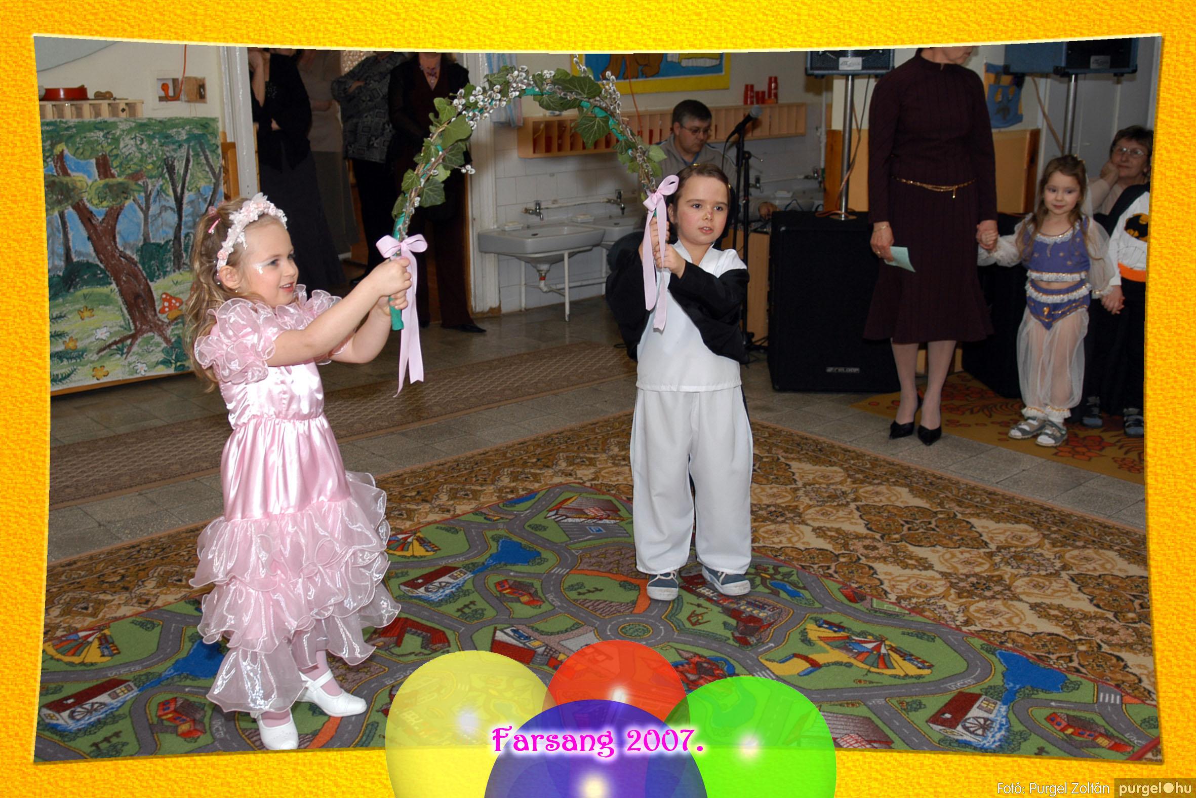 2007.02.25. 083 Kurca-parti Óvoda farsang 2007. - Menő-Manó csoport - Fotó:PURGEL ZOLTÁN© 301.jpg