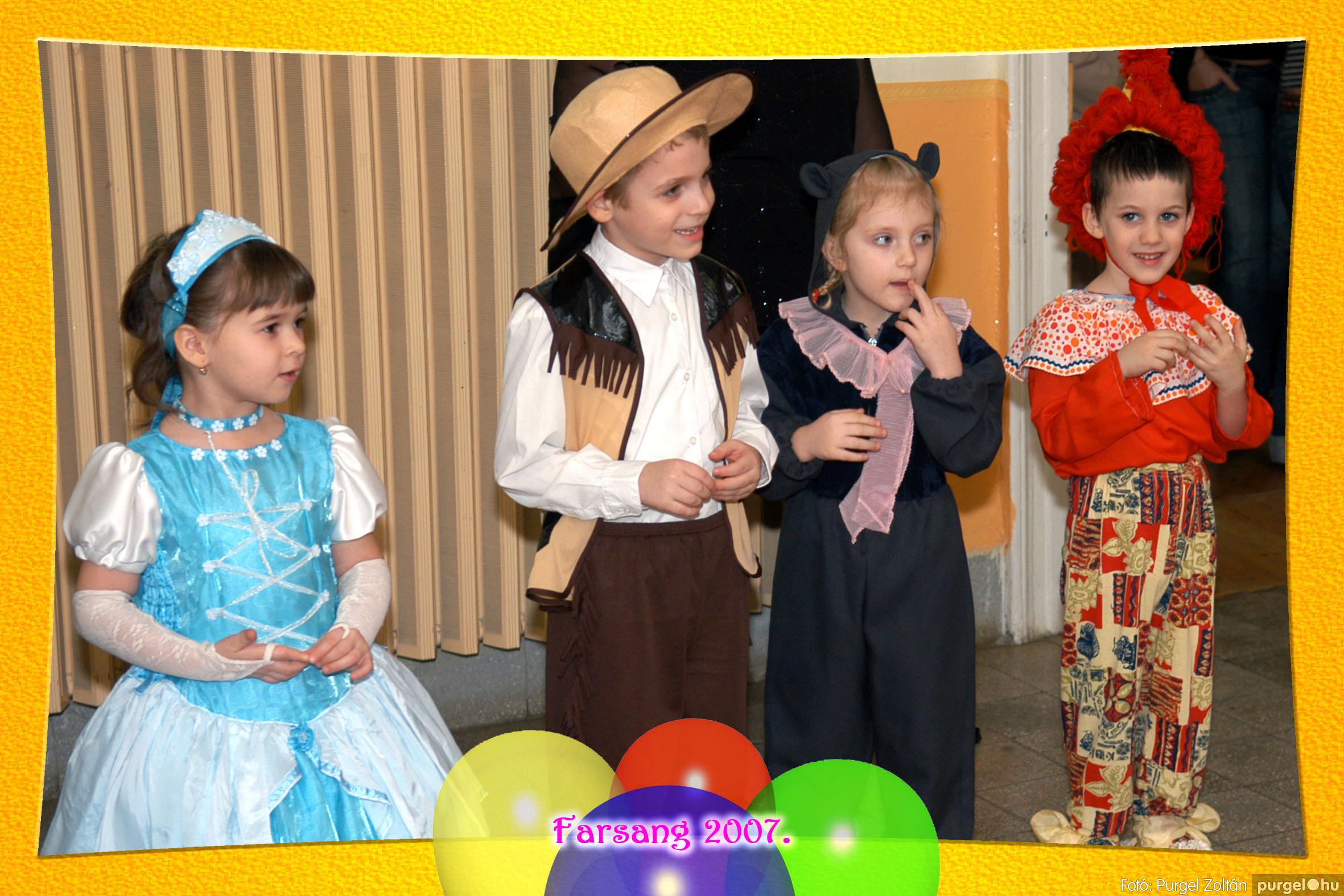 2007.02.25. 079 Kurca-parti Óvoda farsang 2007. - Ficánka csoport - Fotó:PURGEL ZOLTÁN© 224.jpg