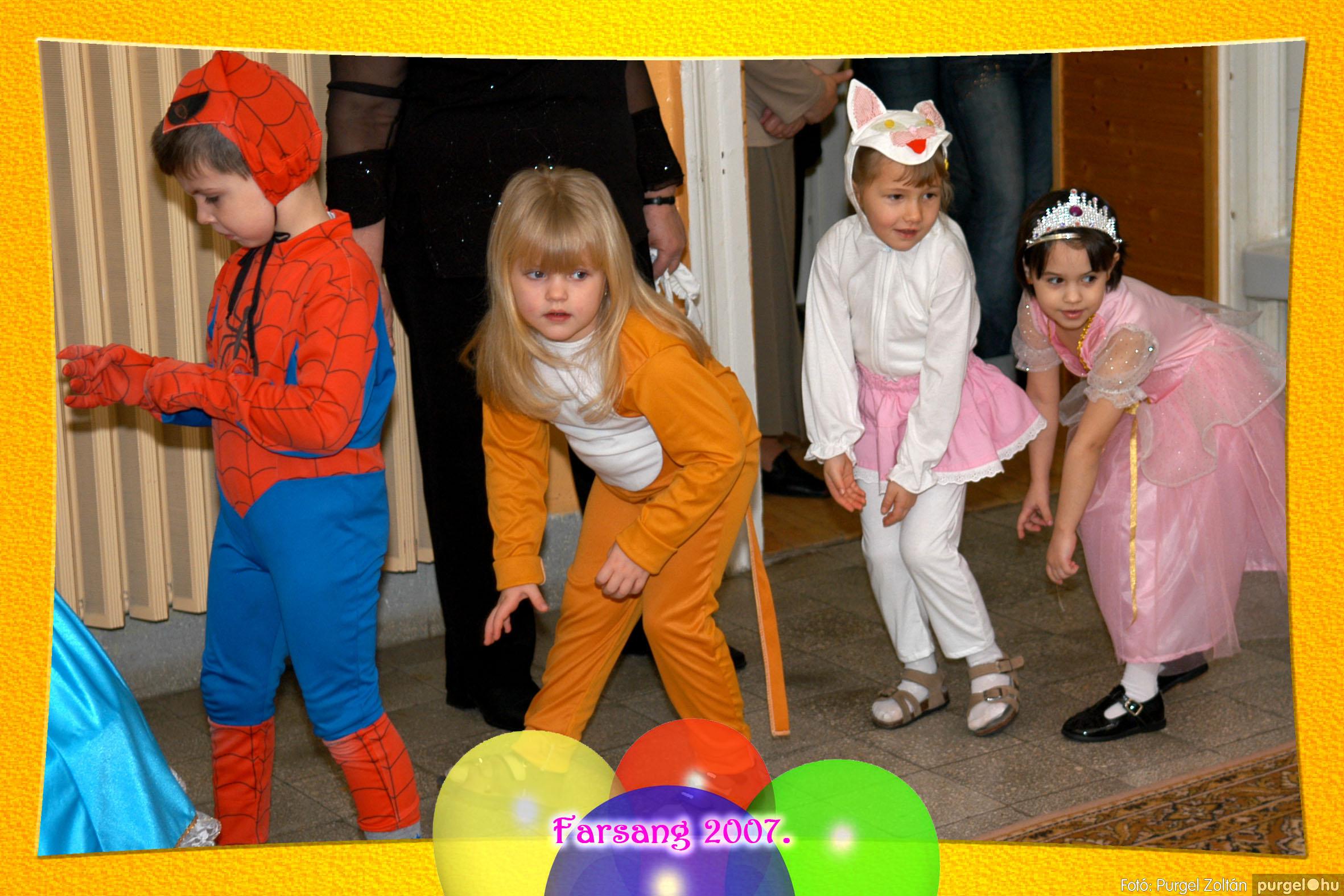 2007.02.25. 077 Kurca-parti Óvoda farsang 2007. - Ficánka csoport - Fotó:PURGEL ZOLTÁN© 222.jpg