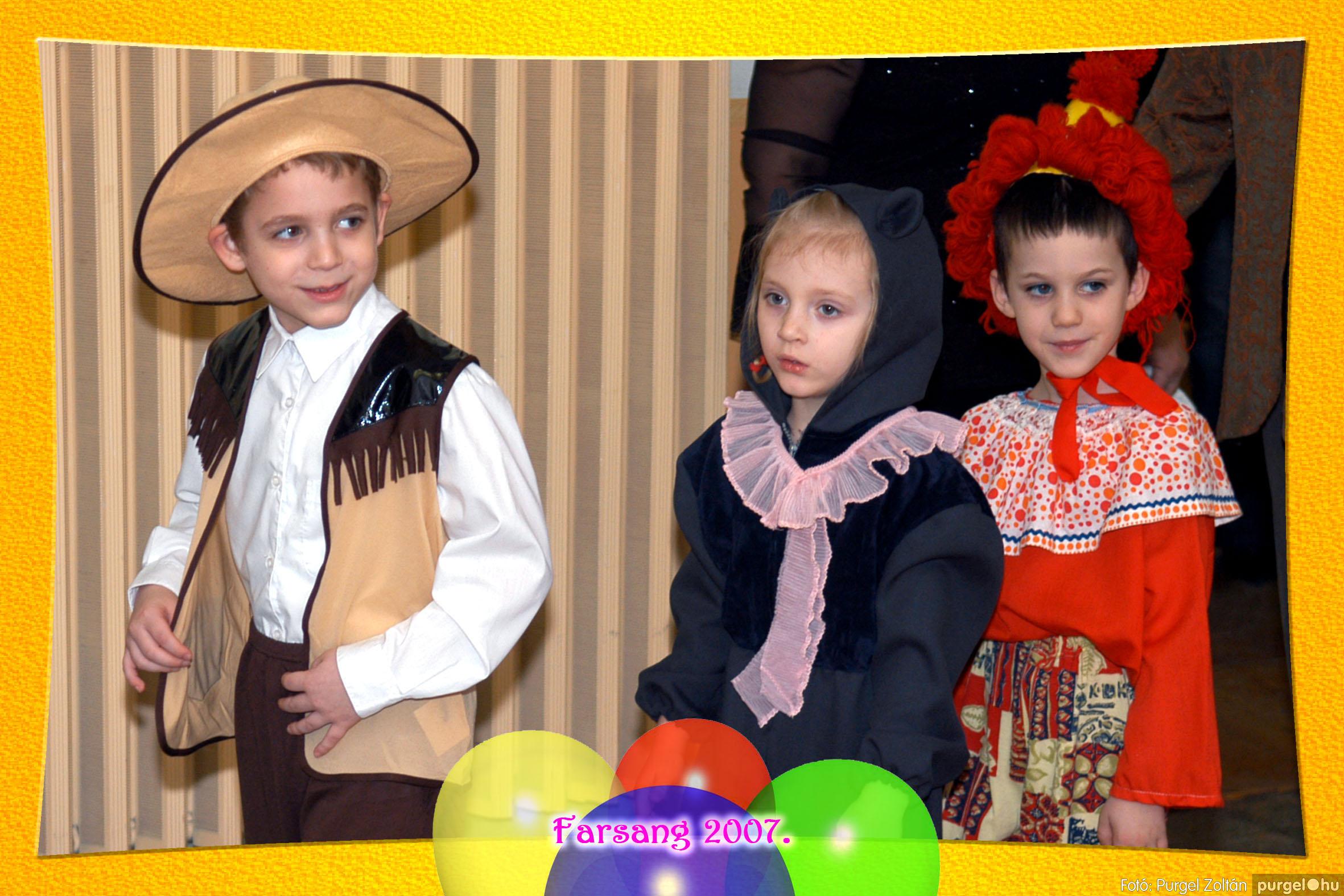 2007.02.25. 074 Kurca-parti Óvoda farsang 2007. - Ficánka csoport - Fotó:PURGEL ZOLTÁN© 219.jpg