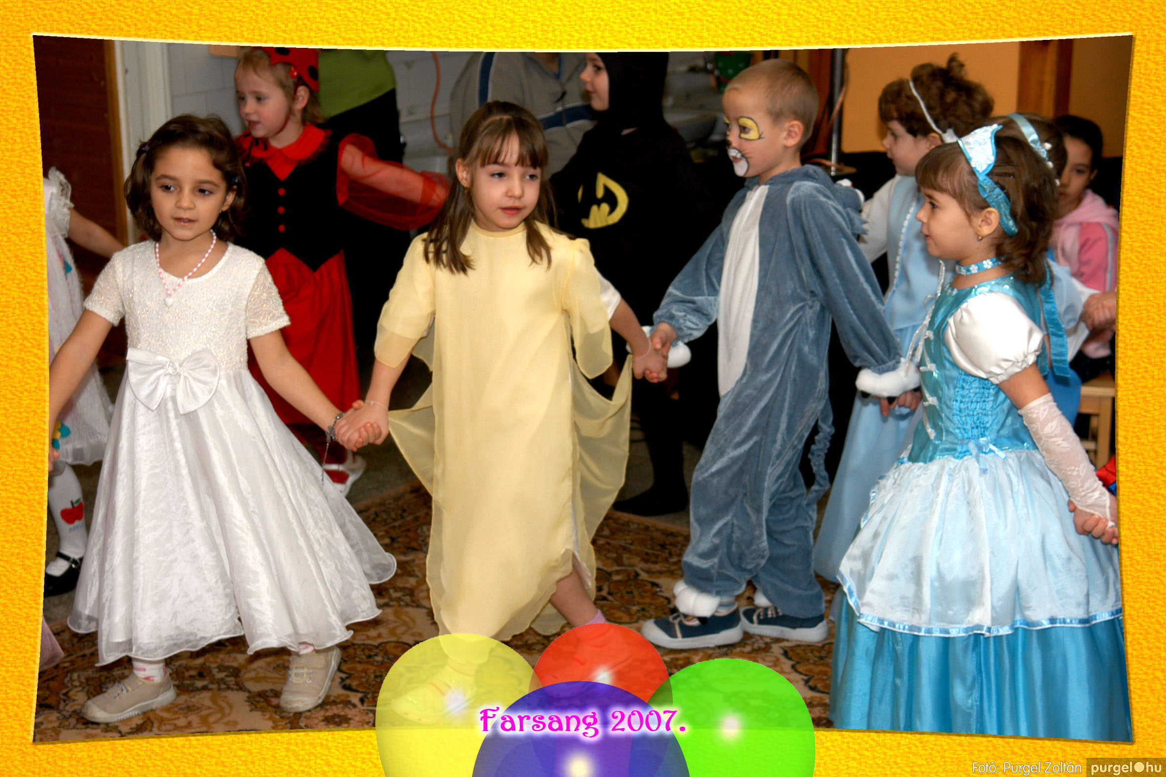 2007.02.25. 067 Kurca-parti Óvoda farsang 2007. - Ficánka csoport - Fotó:PURGEL ZOLTÁN© 212.jpg