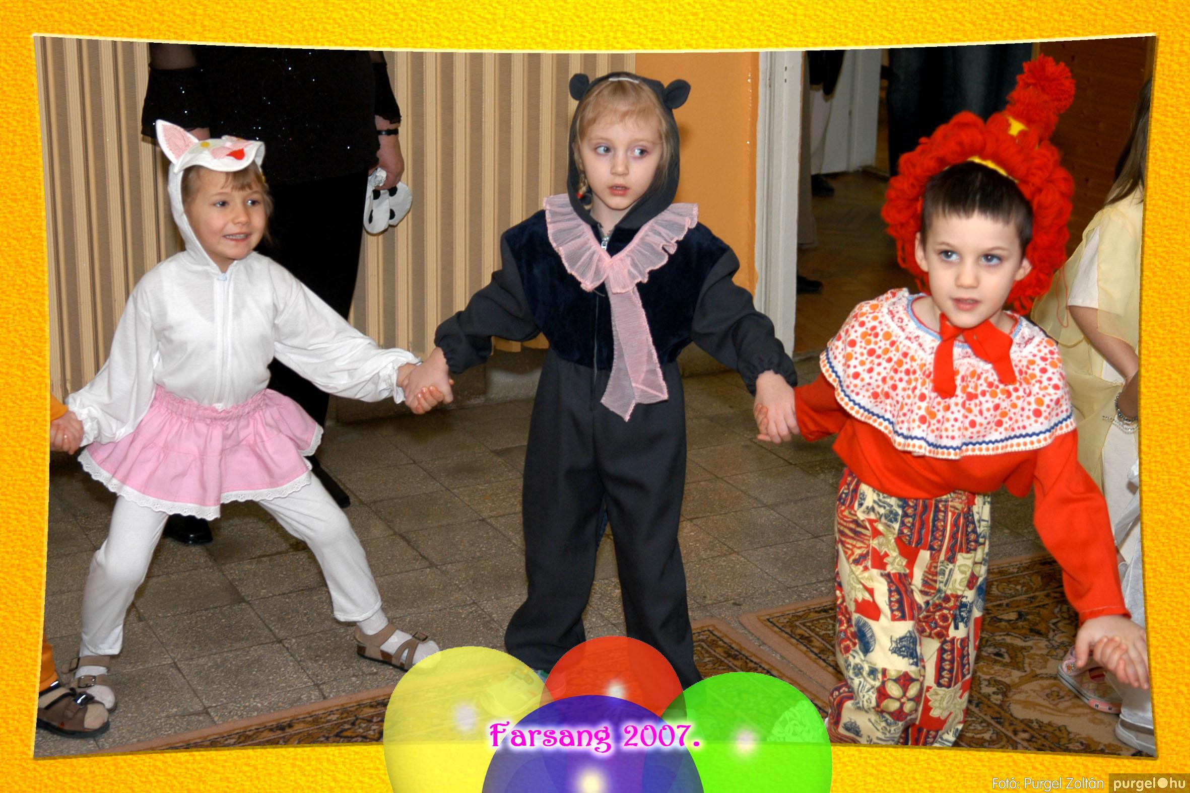 2007.02.25. 065 Kurca-parti Óvoda farsang 2007. - Ficánka csoport - Fotó:PURGEL ZOLTÁN© 210.jpg