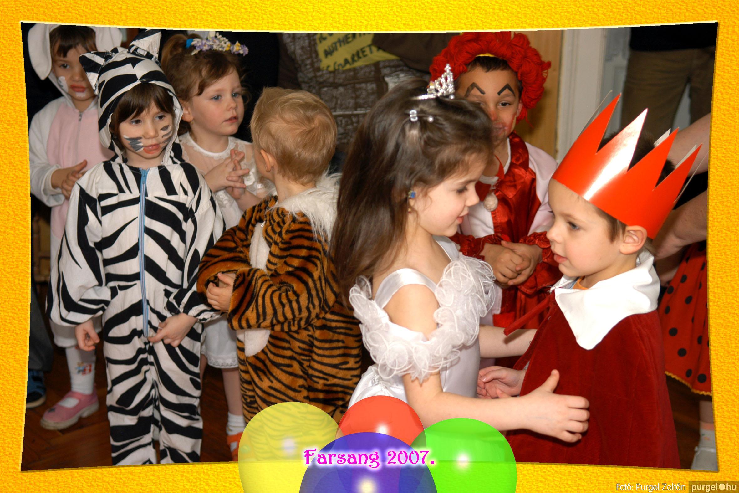 2007.02.25. 051 Kurca-parti Óvoda farsang 2007. - Eszterlánc csoport - Fotó:PURGEL ZOLTÁN© 120.jpg