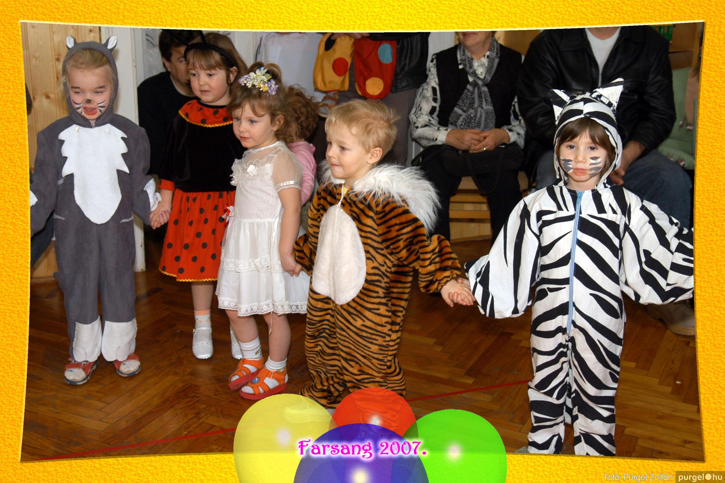 2007.02.25. 033 Kurca-parti Óvoda farsang 2007. - Eszterlánc csoport - Fotó:PURGEL ZOLTÁN© 102.jpg