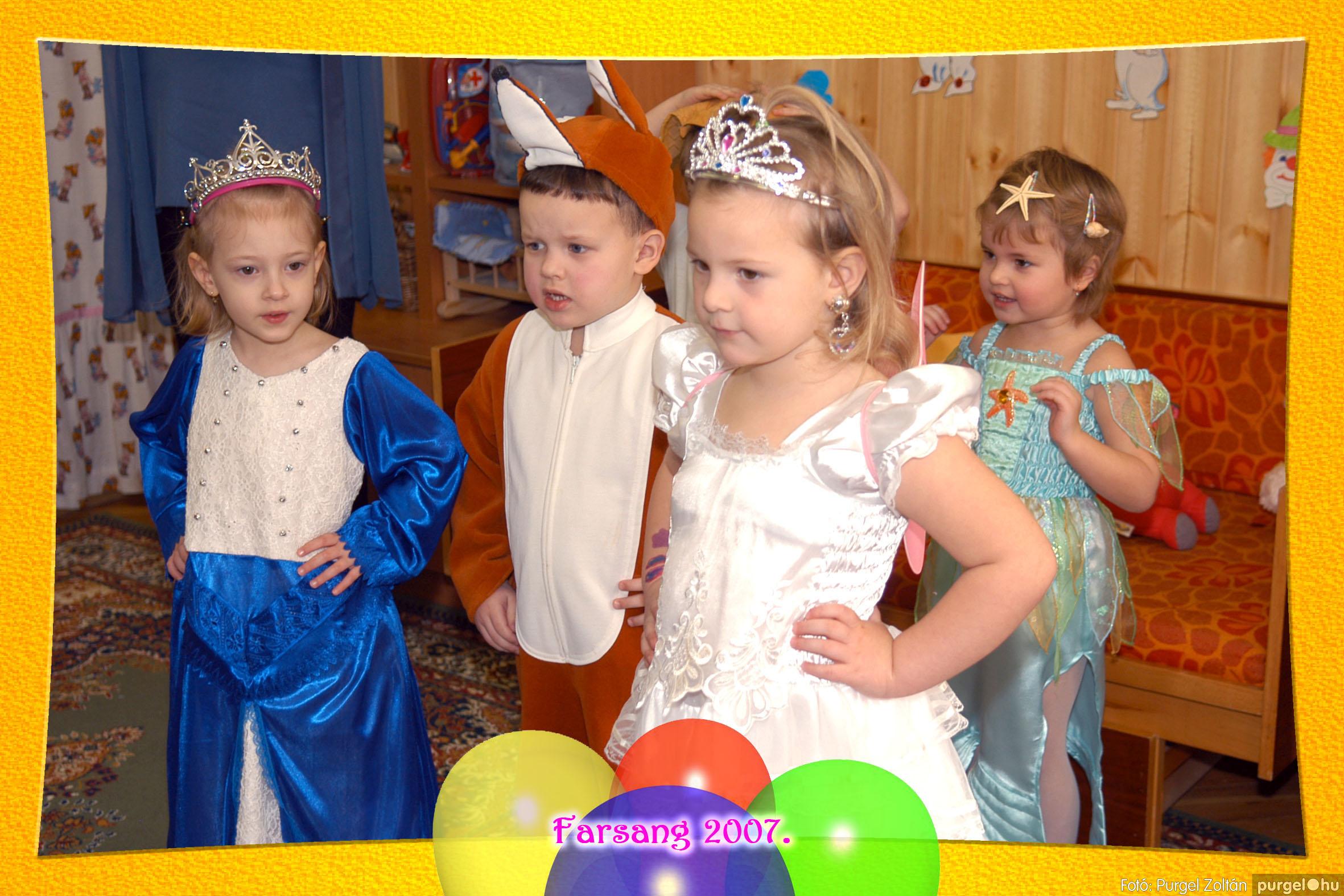 2007.02.22. 026 Kurca-parti Óvoda farsang 2007. - Szivárvány csoport - Fotó:PURGEL ZOLTÁN© 626.jpg