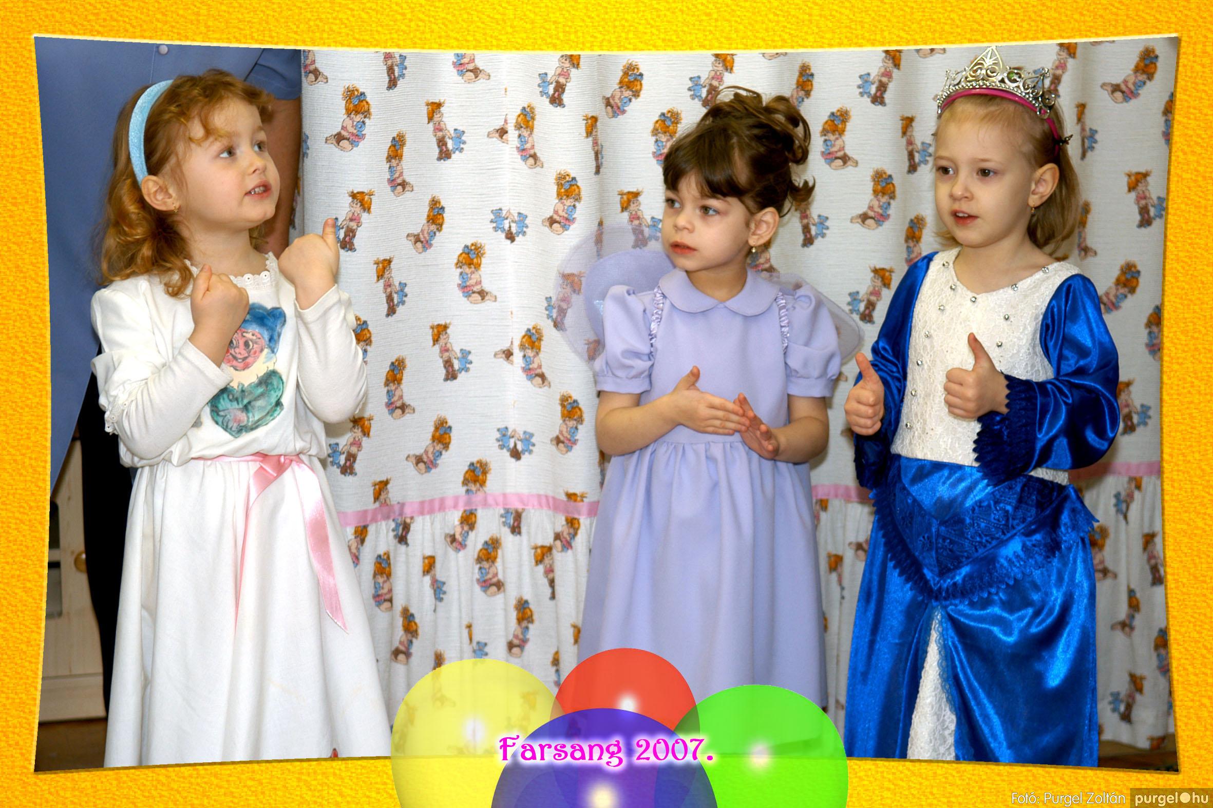 2007.02.22. 025 Kurca-parti Óvoda farsang 2007. - Szivárvány csoport - Fotó:PURGEL ZOLTÁN© 625.jpg