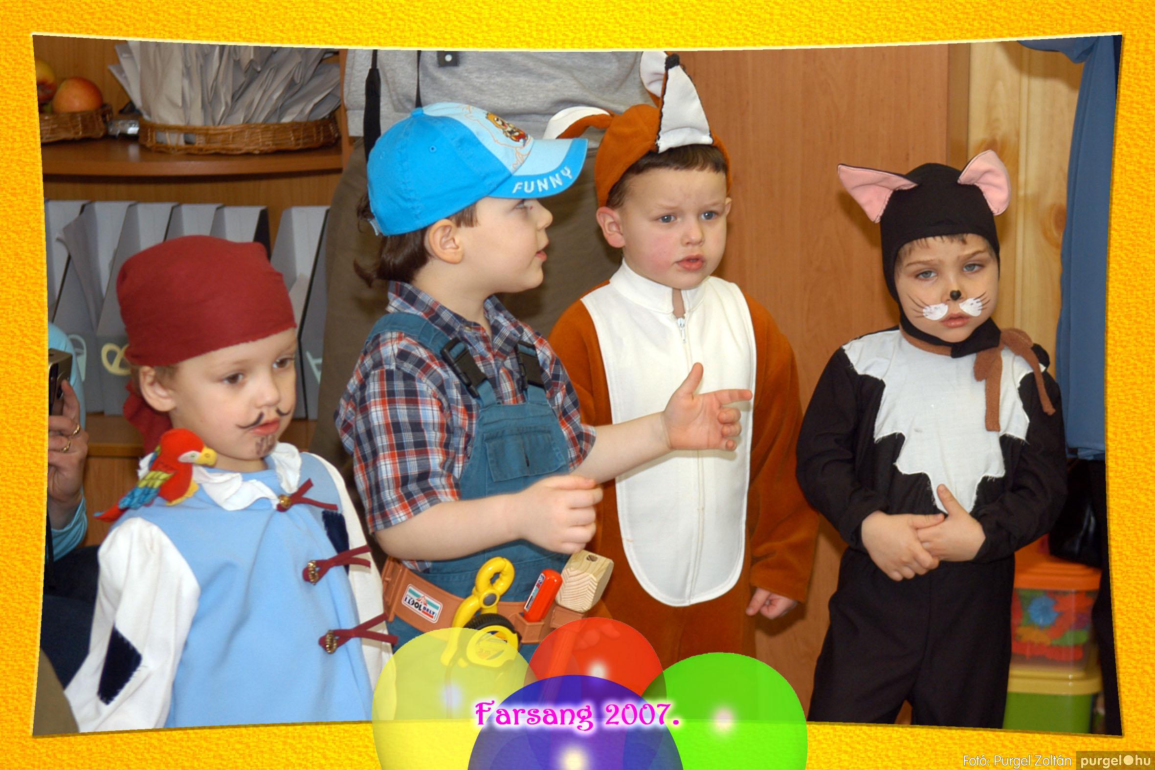2007.02.22. 010 Kurca-parti Óvoda farsang 2007. - Szivárvány csoport - Fotó:PURGEL ZOLTÁN© 610.jpg