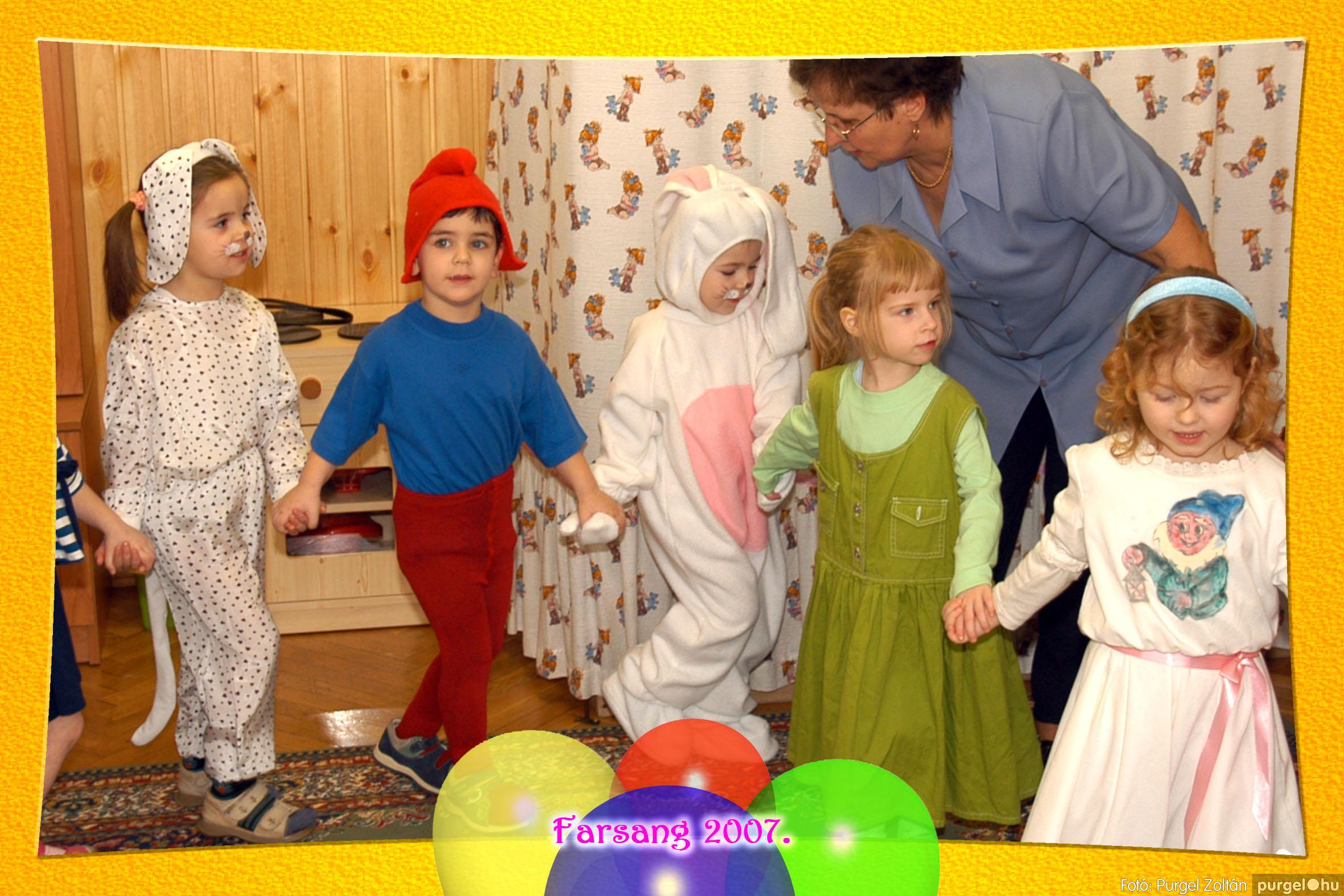 2007.02.22. 007 Kurca-parti Óvoda farsang 2007. - Szivárvány csoport - Fotó:PURGEL ZOLTÁN© 607.jpg