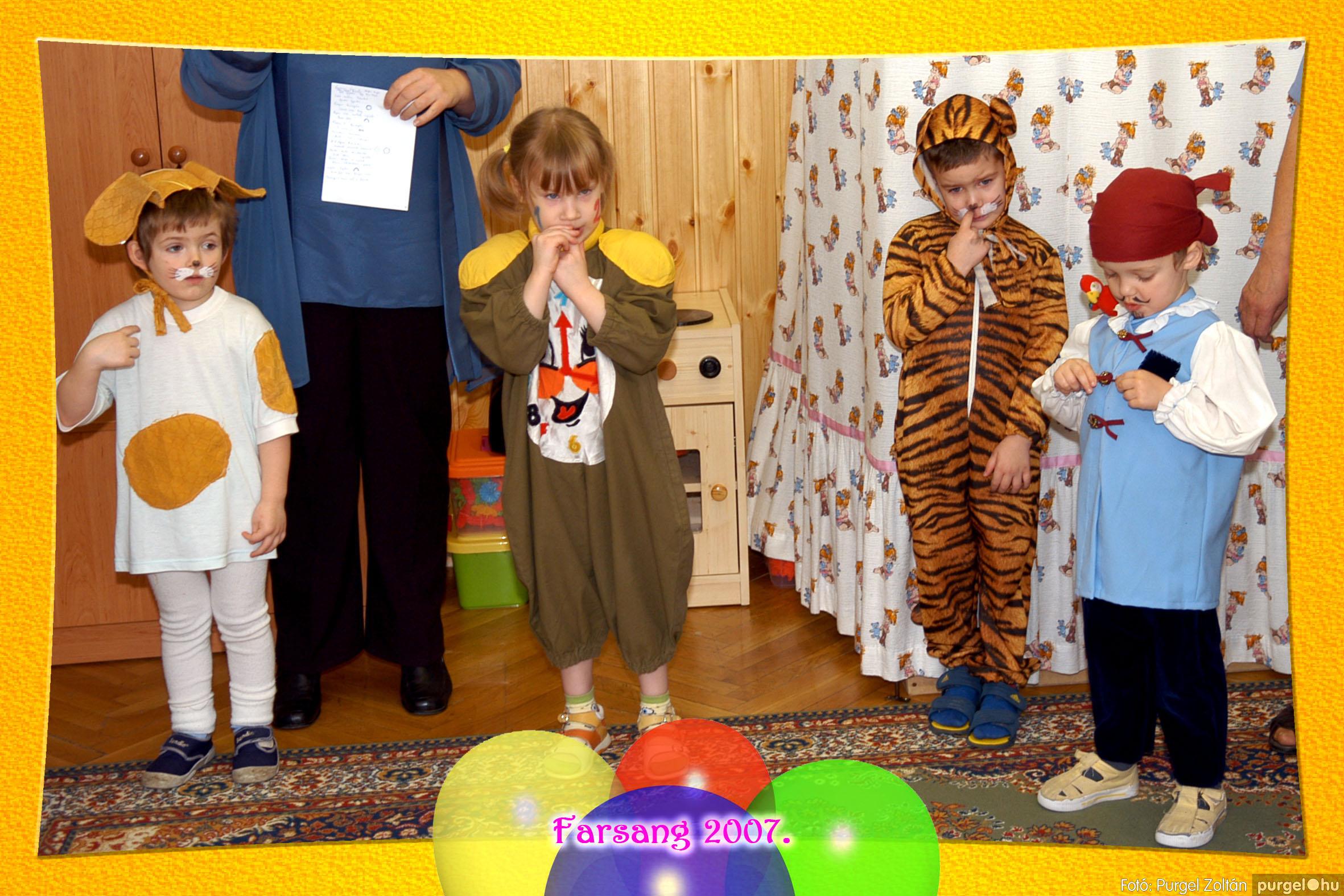 2007.02.22. 004 Kurca-parti Óvoda farsang 2007. - Szivárvány csoport - Fotó:PURGEL ZOLTÁN© 604.jpg