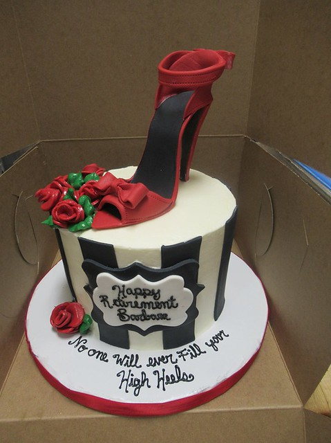 Cake by Grandma's Country Oven Bake Shoppe