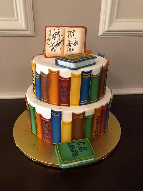 Cake by Crust N Krumbs Bakery