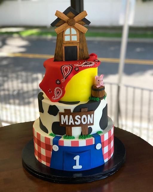 Cake by David's Custom Cakes