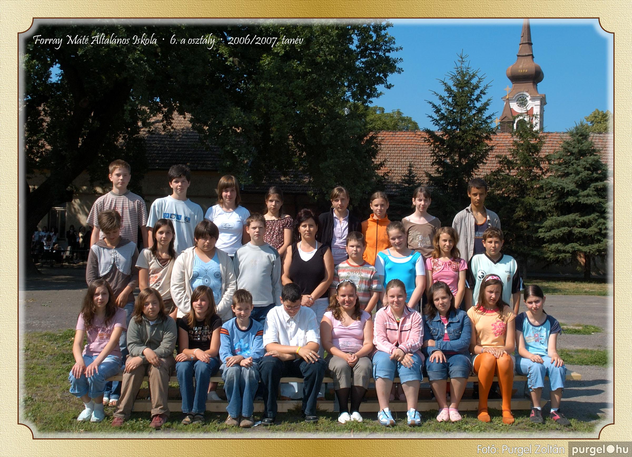 2007.03.20-06.01. 020 Forray Máté Általános Iskola osztályképek 2007. - Fotó:PURGEL ZOLTÁN© 6akomoly.jpg