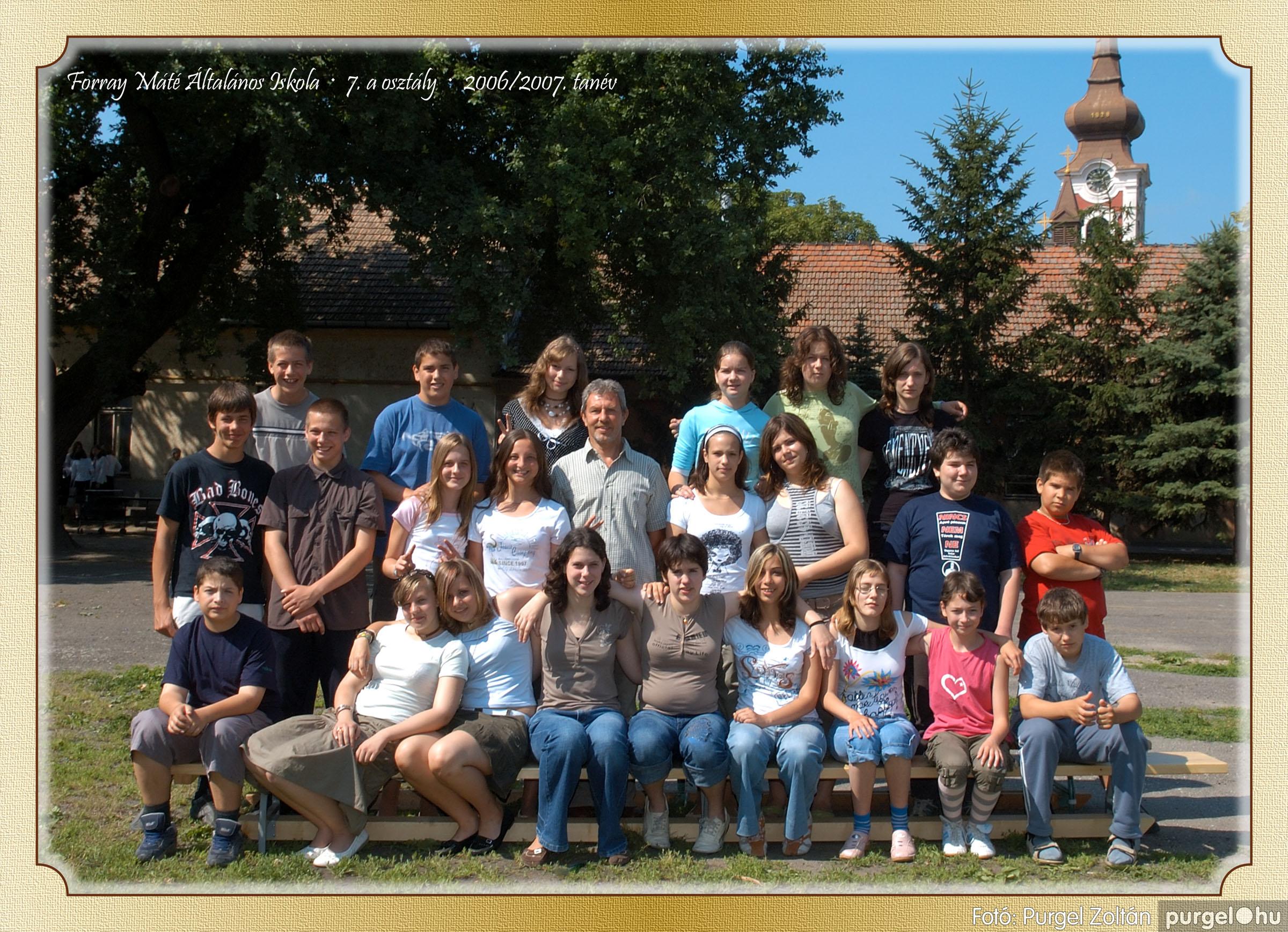 2007.03.20-06.01. 025 Forray Máté Általános Iskola osztályképek 2007. - Fotó:PURGEL ZOLTÁN© 7avidam.jpg