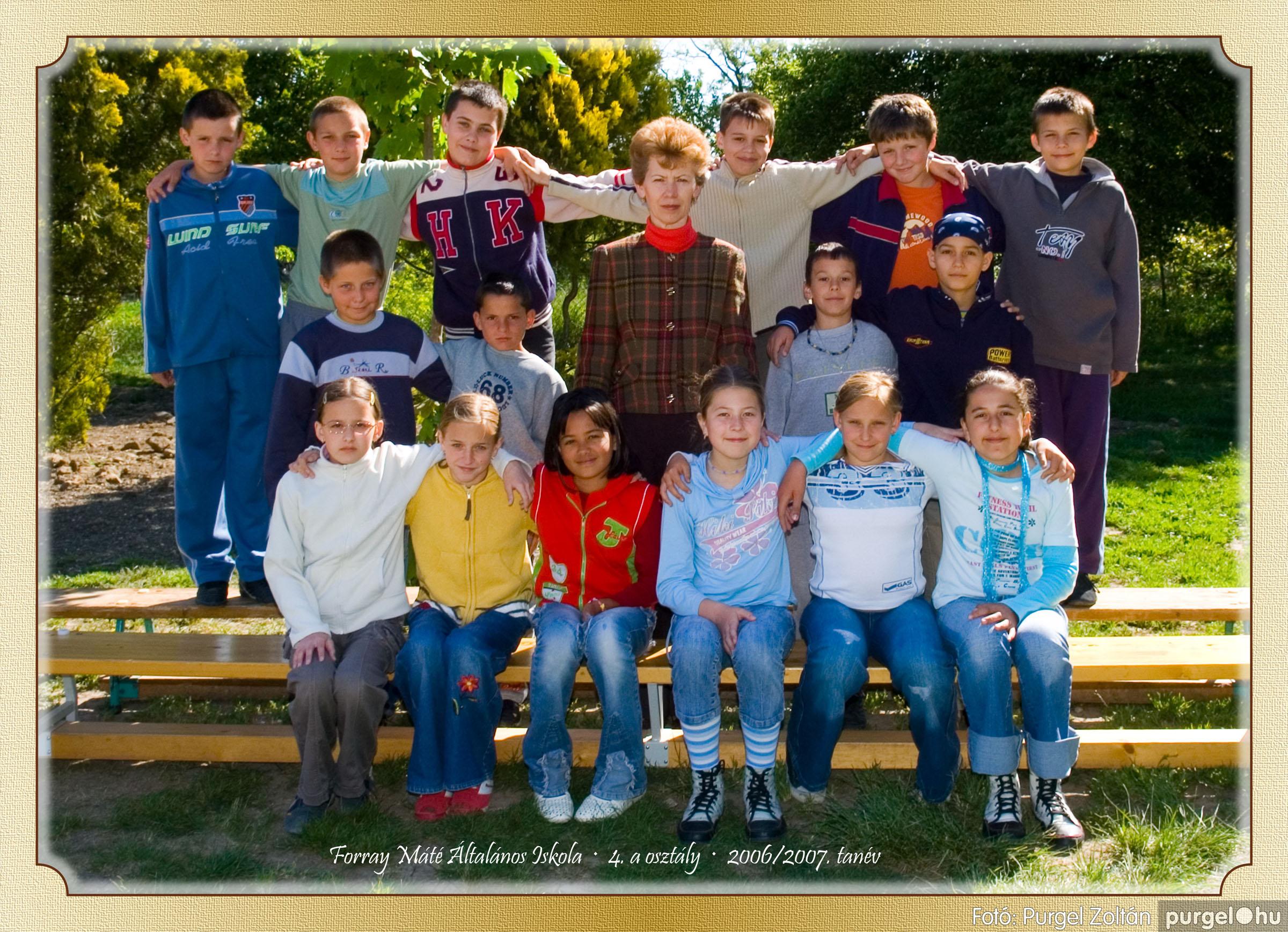 2007.03.20-06.01. 013 Forray Máté Általános Iskola osztályképek 2007. - Fotó:PURGEL ZOLTÁN© 4avidám.jpg