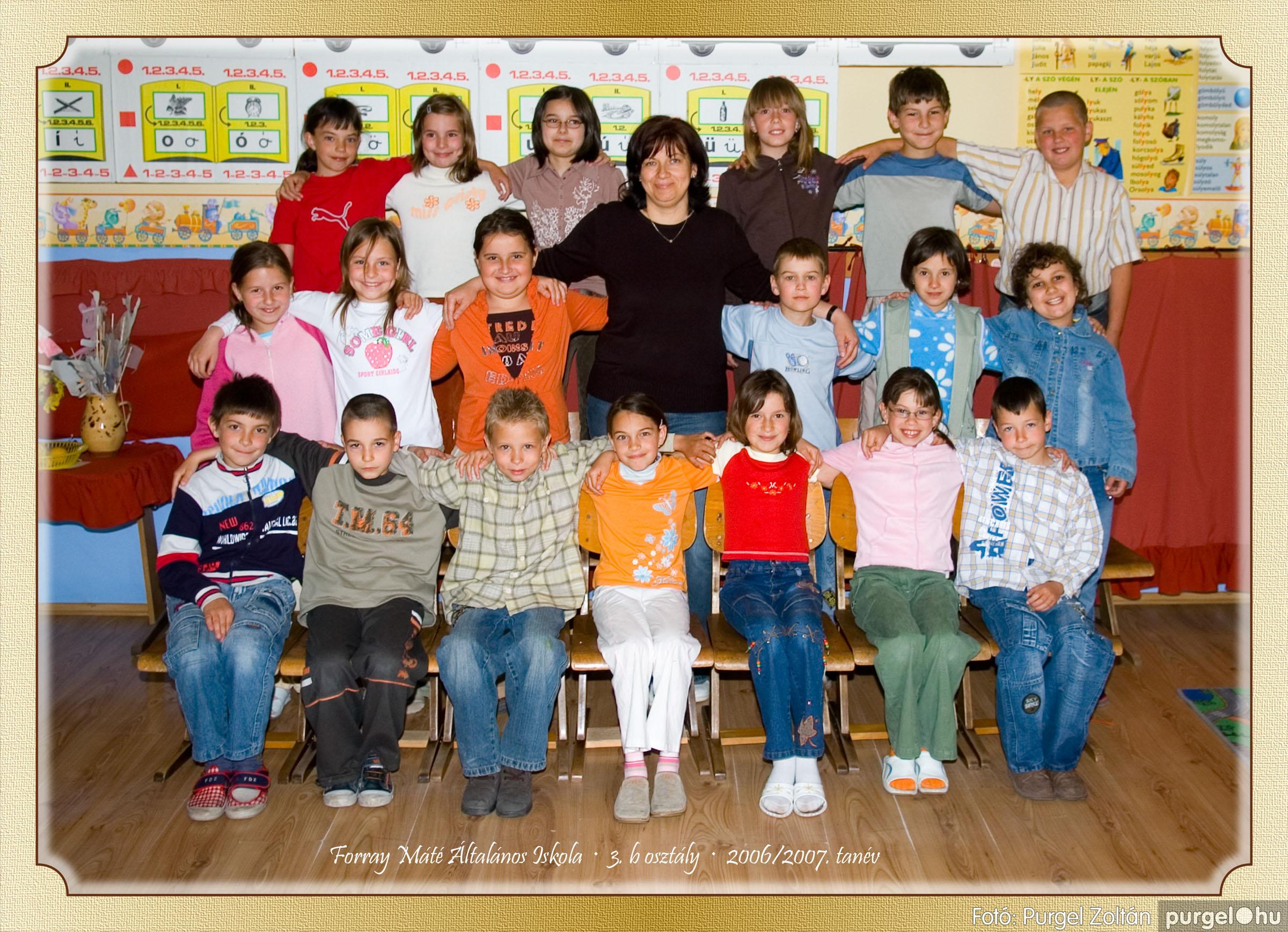 2007.03.20-06.01. 011 Forray Máté Általános Iskola osztályképek 2007. - Fotó:PURGEL ZOLTÁN© 3bvidám.jpg