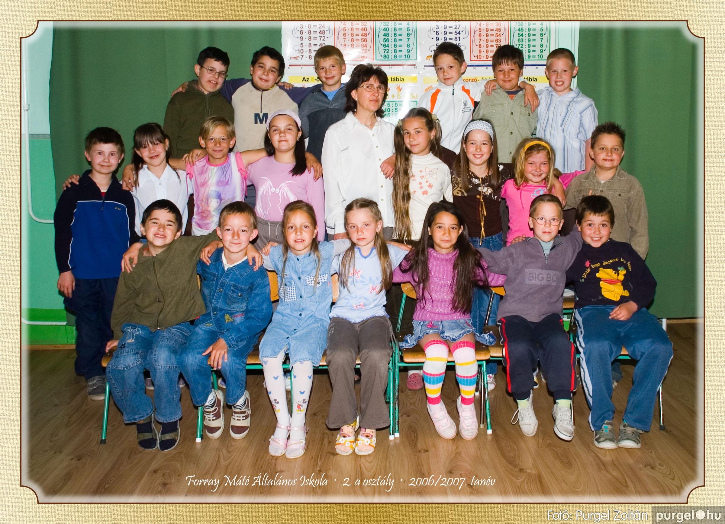 2007.03.20-06.01. 005 Forray Máté Általános Iskola osztályképek 2007. - Fotó:PURGEL ZOLTÁN© 2avidám.jpg